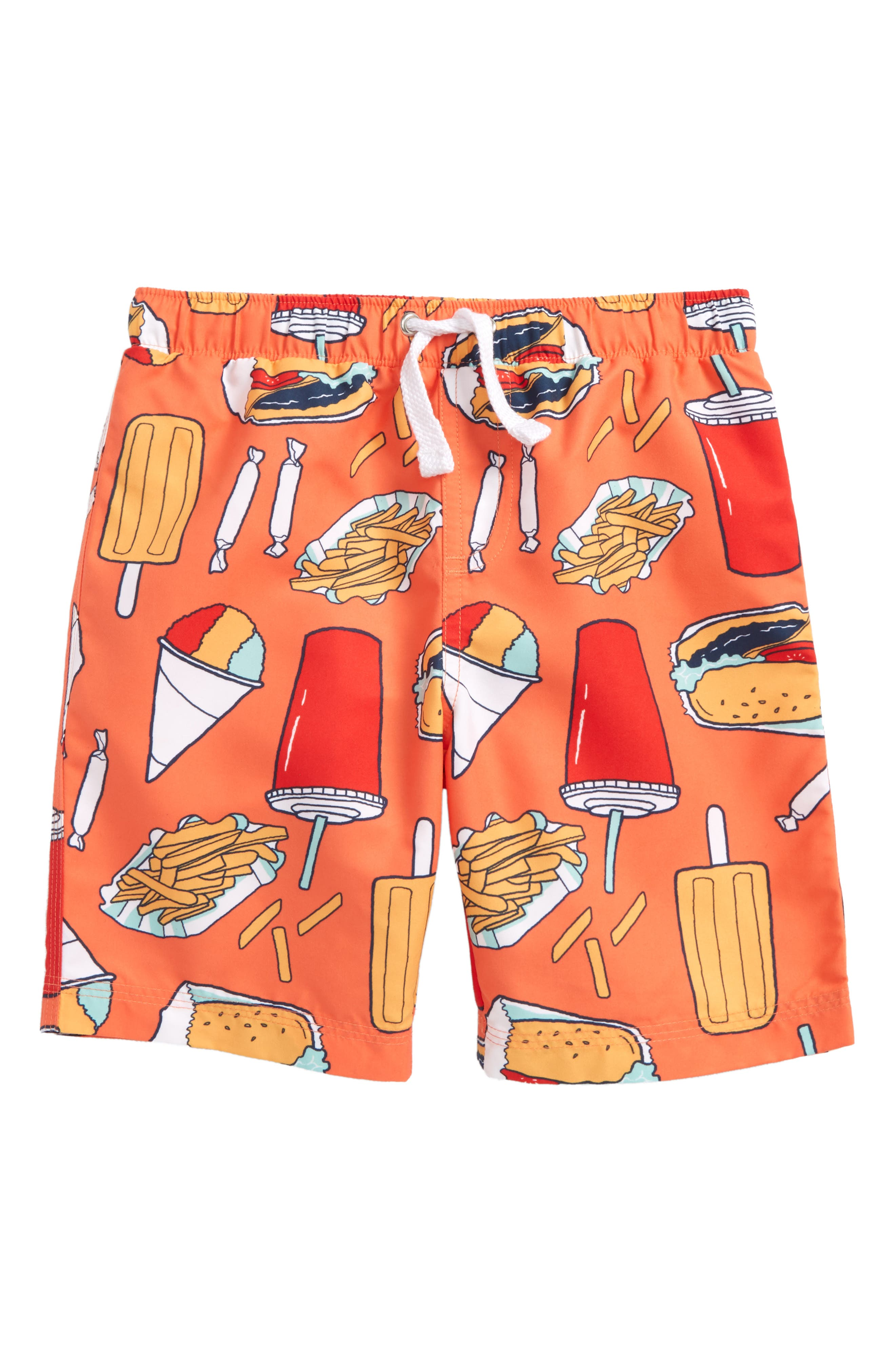 Tucker + Tate 'Sand 'N My Trunks' Swim Trunks (Toddler Boys & Little Boys)
