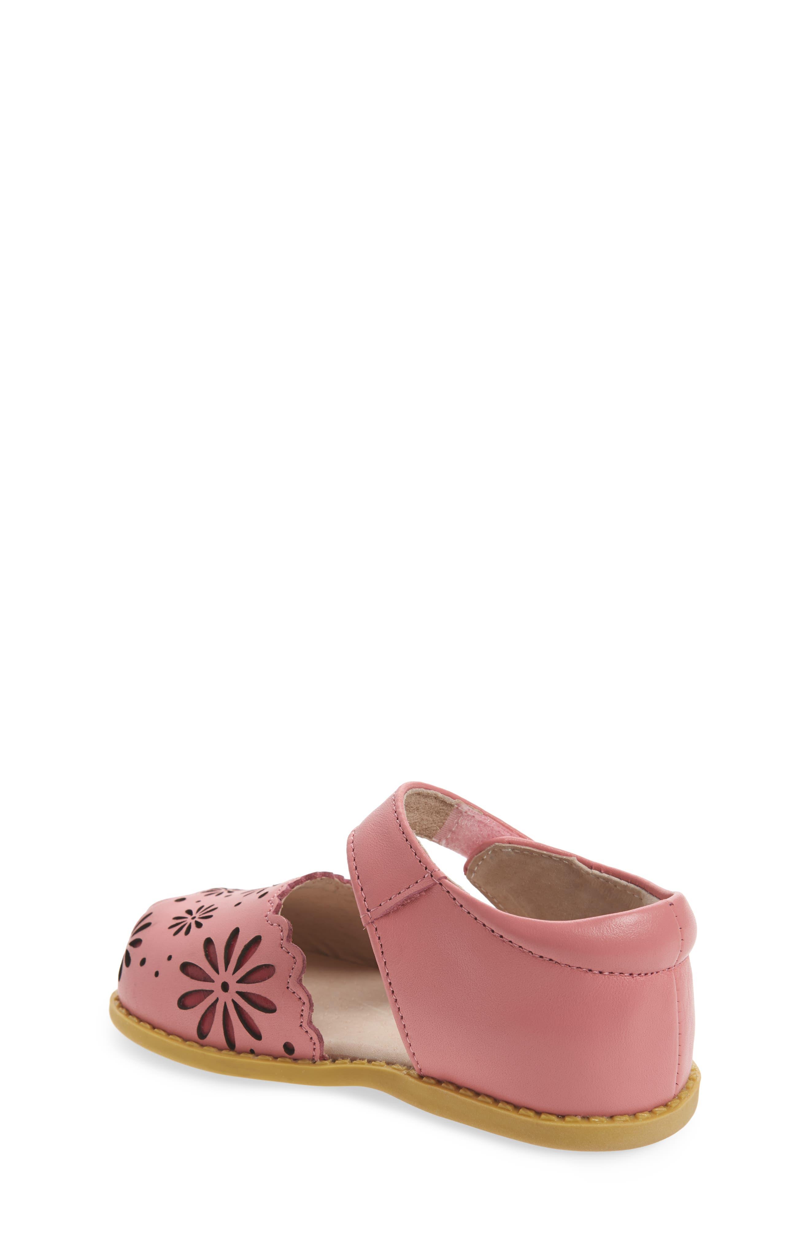 Carmen Glitter Sandal,                             Alternate thumbnail 2, color,                             Rosy Pink