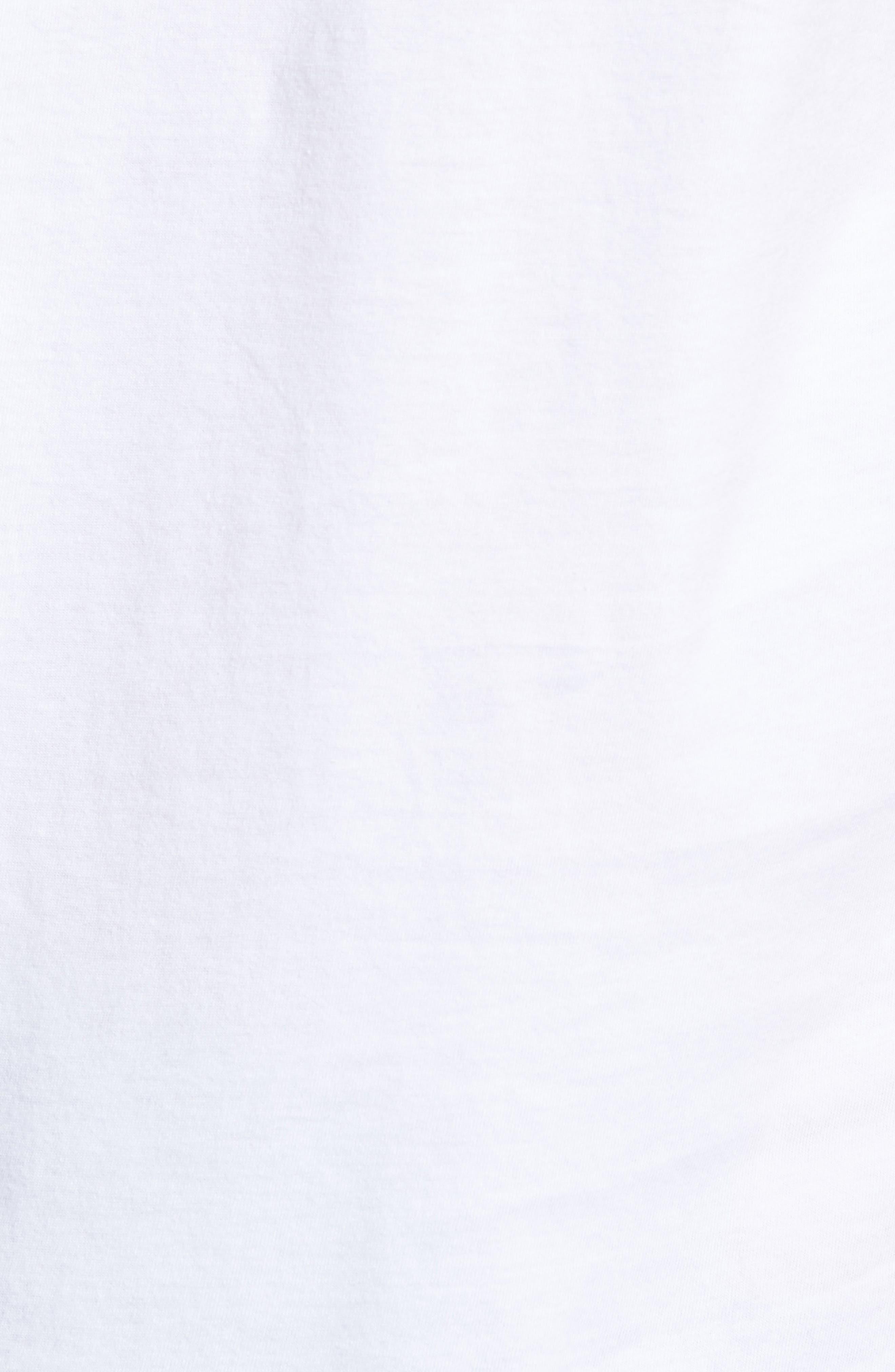 Shinanigans Graphic T-Shirt,                             Alternate thumbnail 5, color,                             White