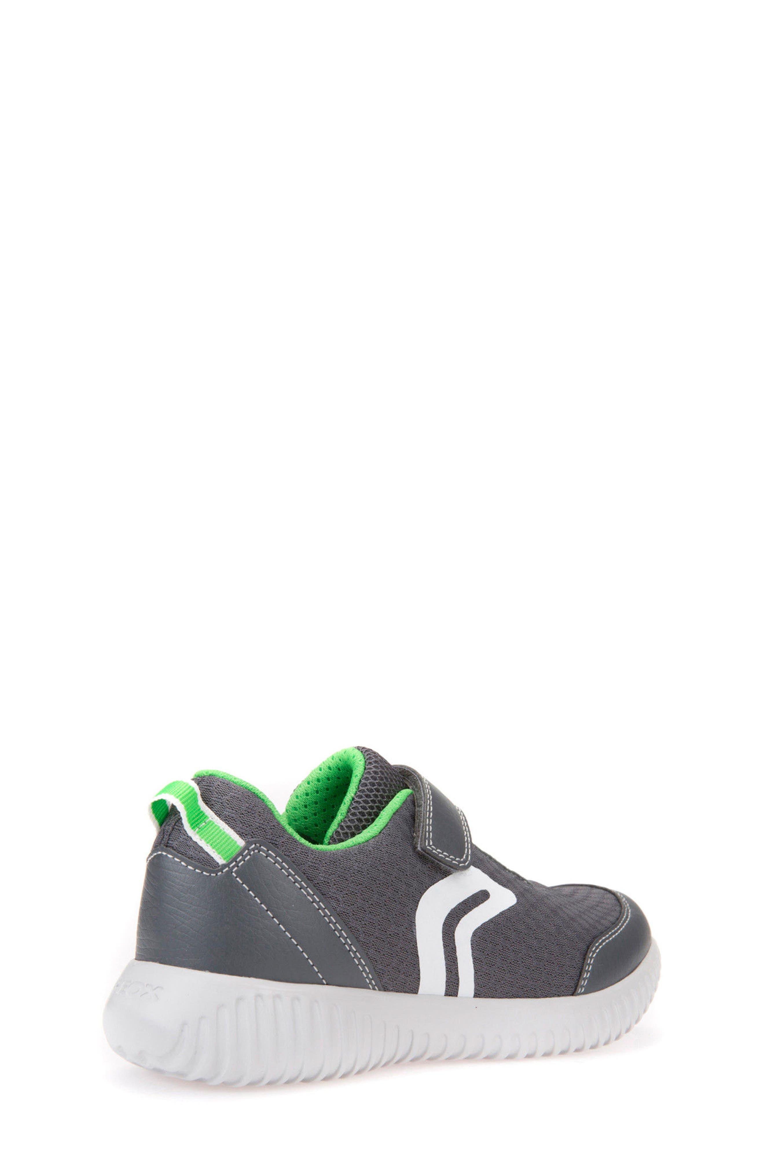 Alternate Image 2  - Geox Waviness Sneaker (Toddler, Little Kid & Big Kid)