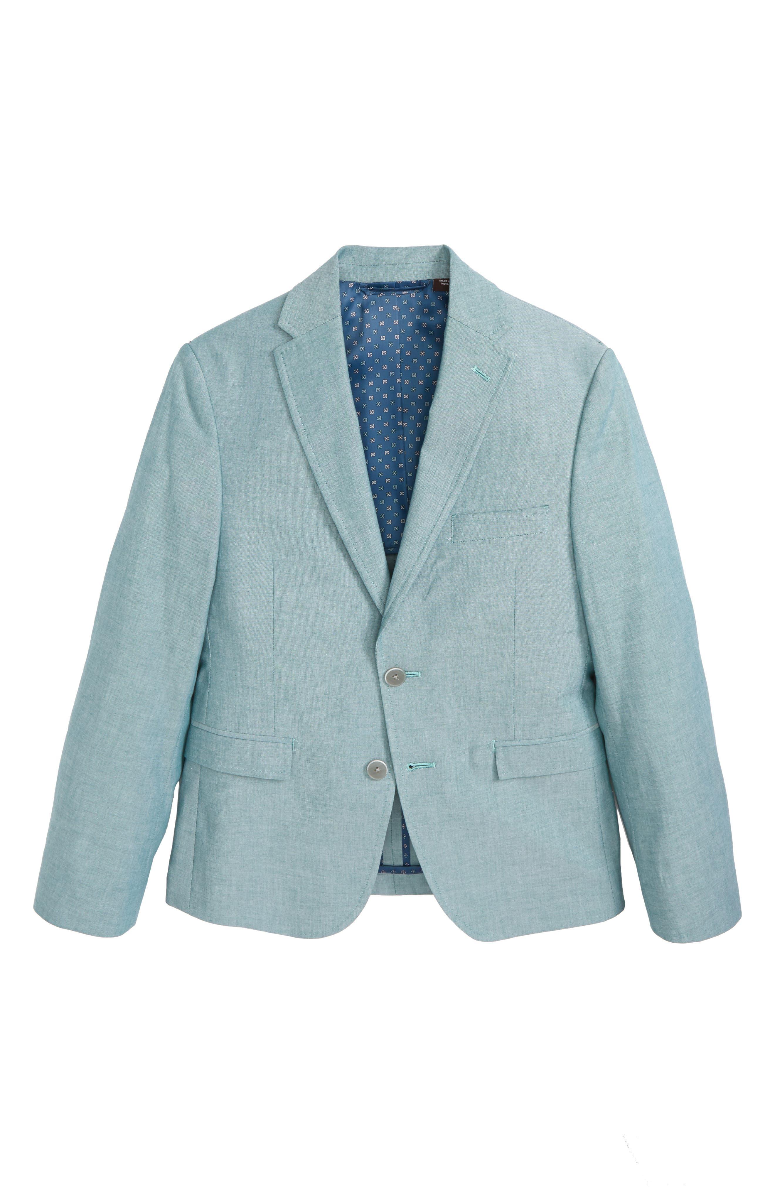 Collection Blazer,                         Main,                         color, Light Green