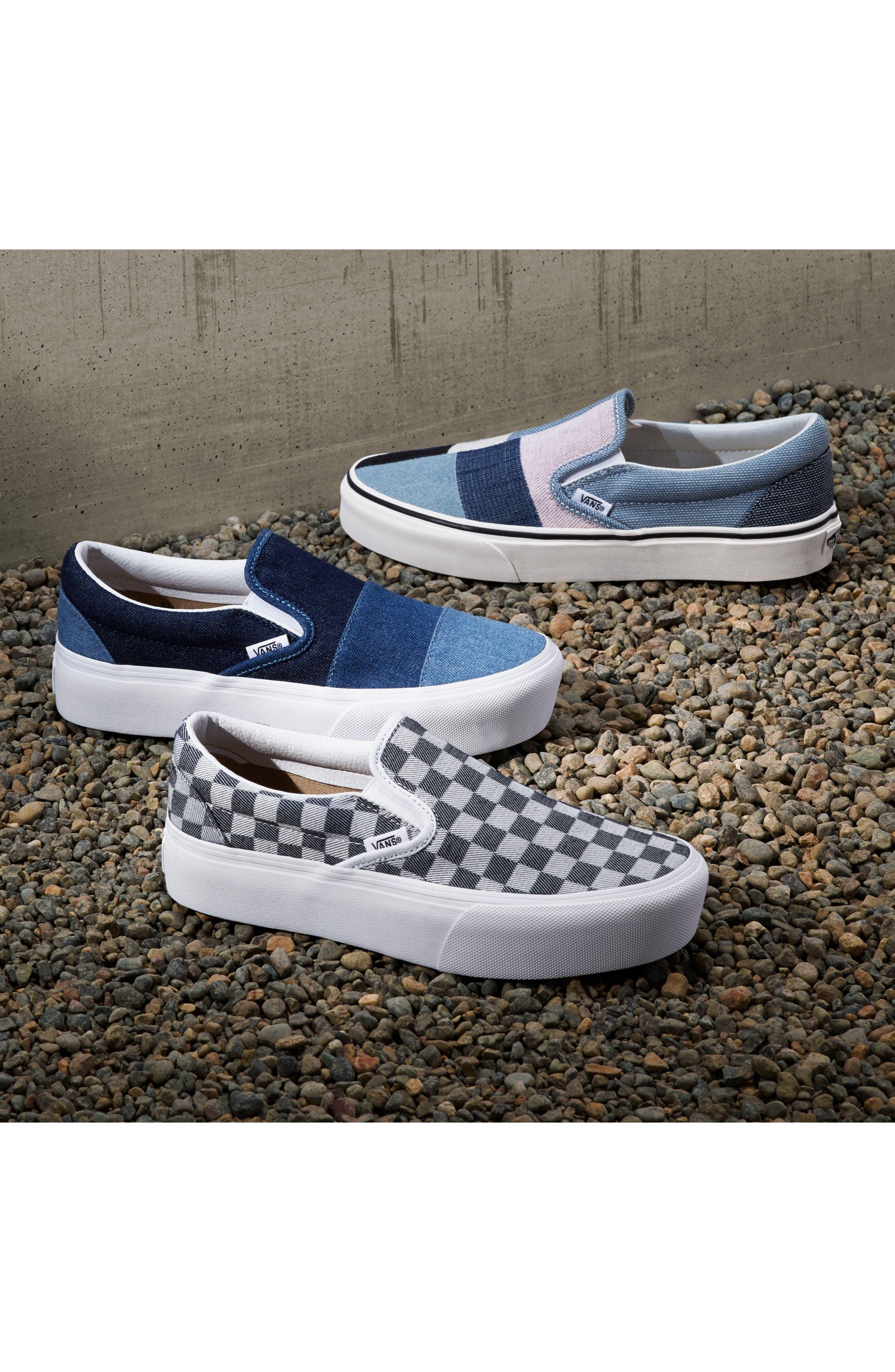 Platform Slip-On Sneaker,                             Alternate thumbnail 7, color,