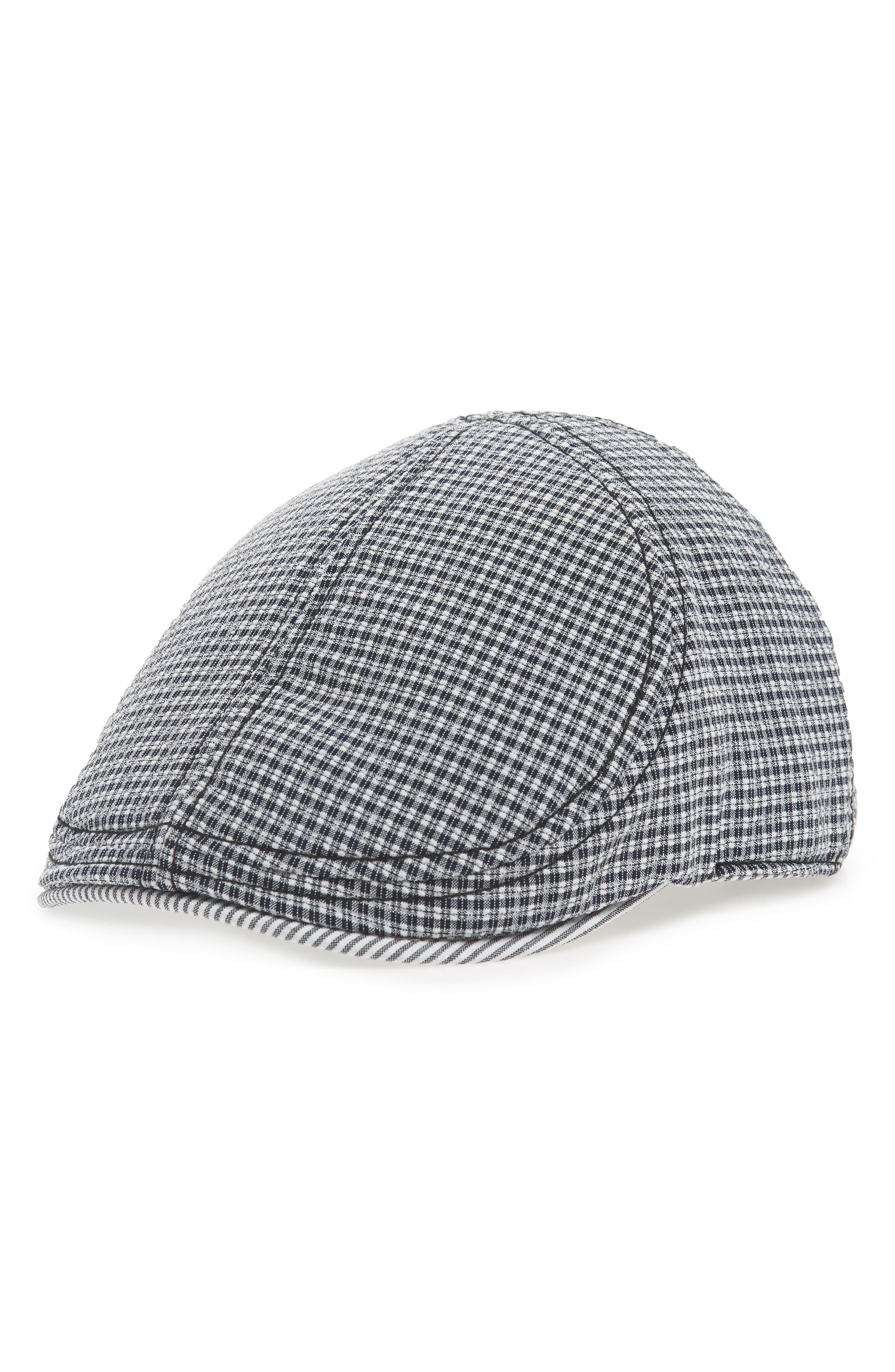Fridays Driving Cap,                             Main thumbnail 1, color,                             Gray