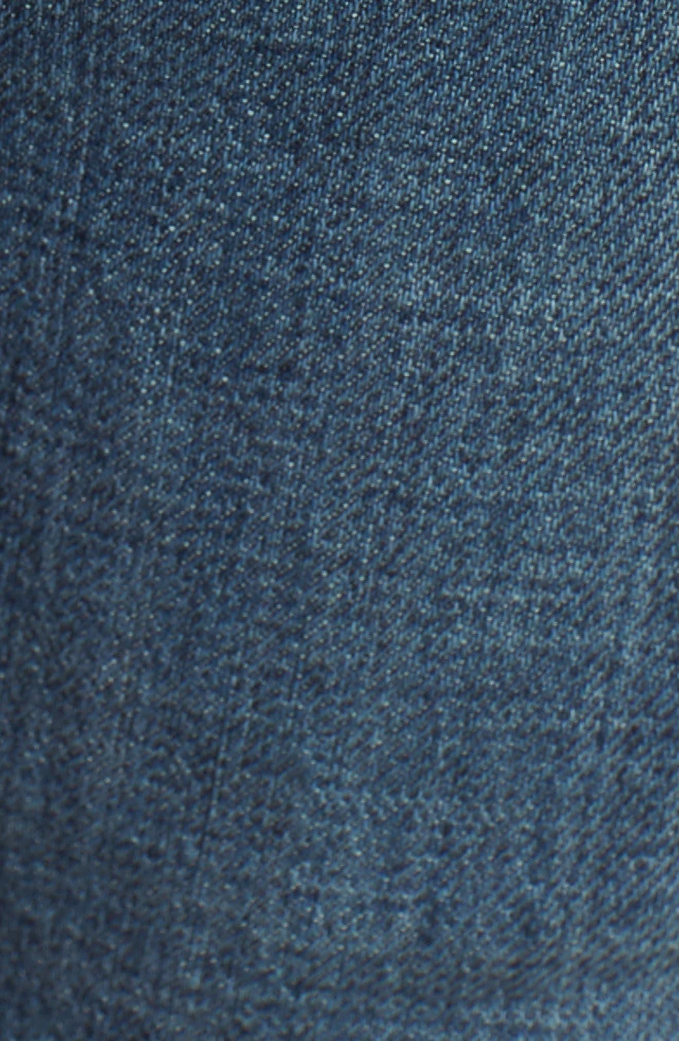 Jim Slim Fit Jeans,                             Alternate thumbnail 5, color,                             Greenwood