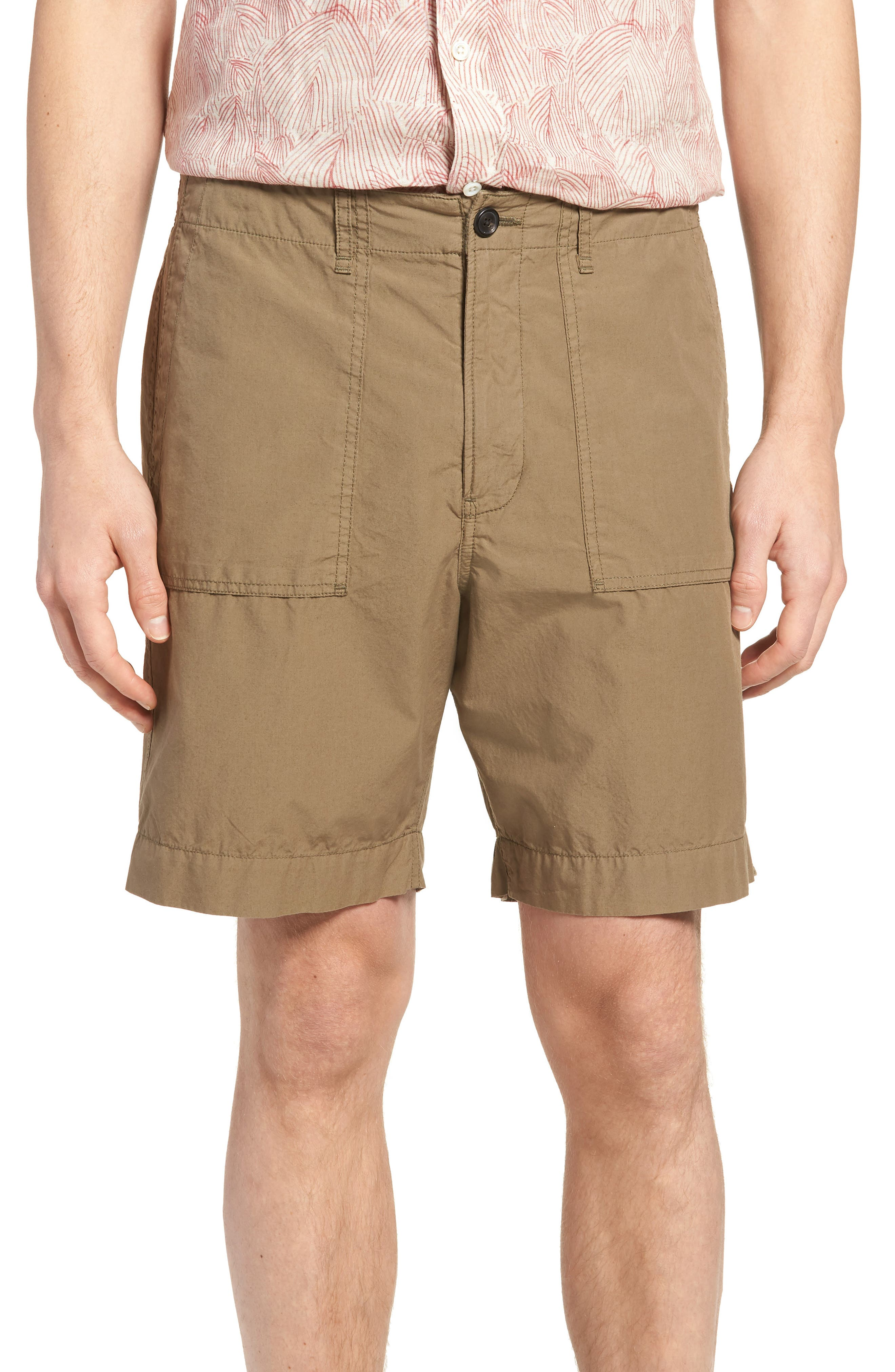 Everett Shorts,                         Main,                         color, Olive