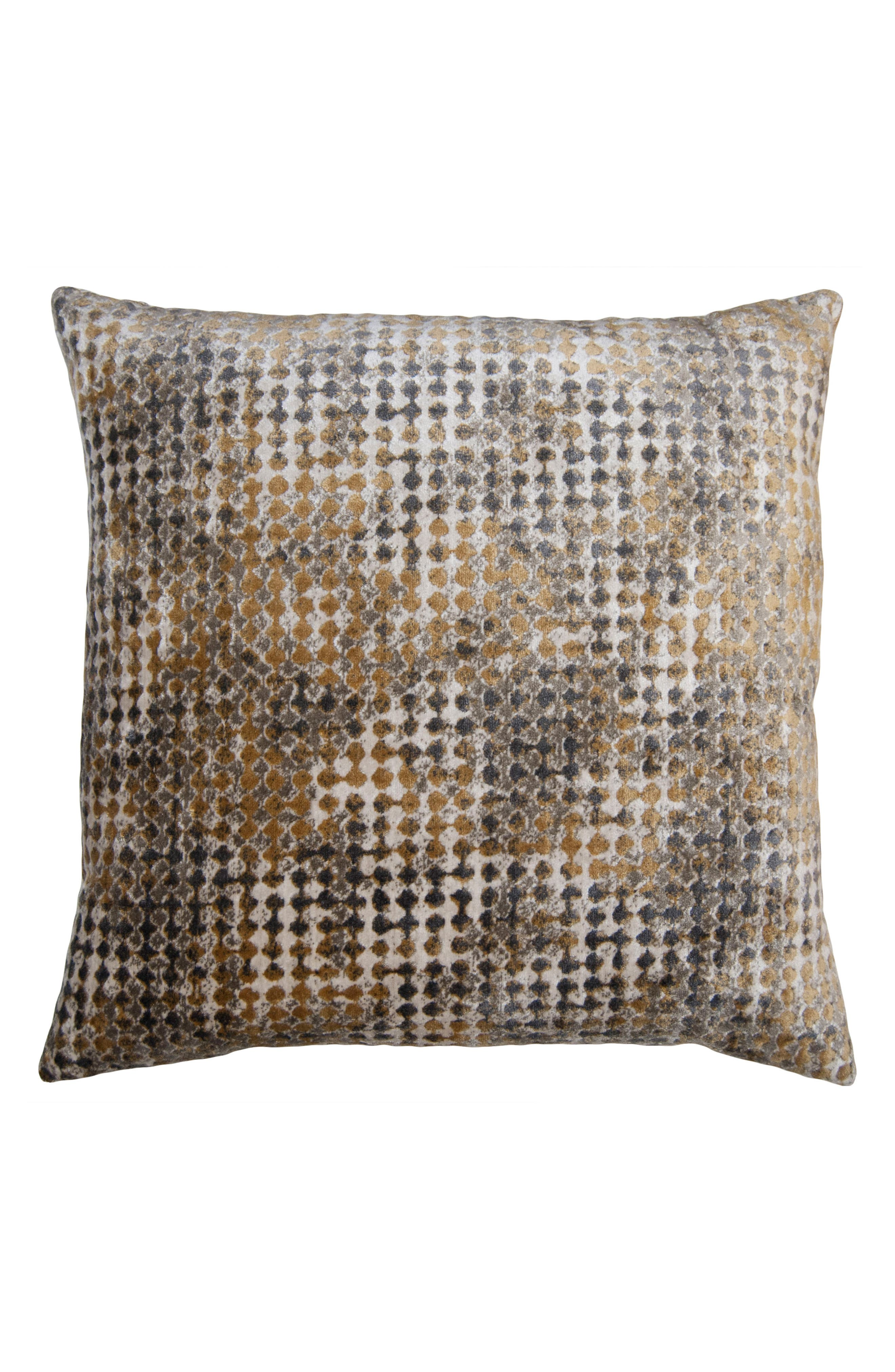 Domain Gem Accent Pillow,                             Main thumbnail 1, color,                             Grey