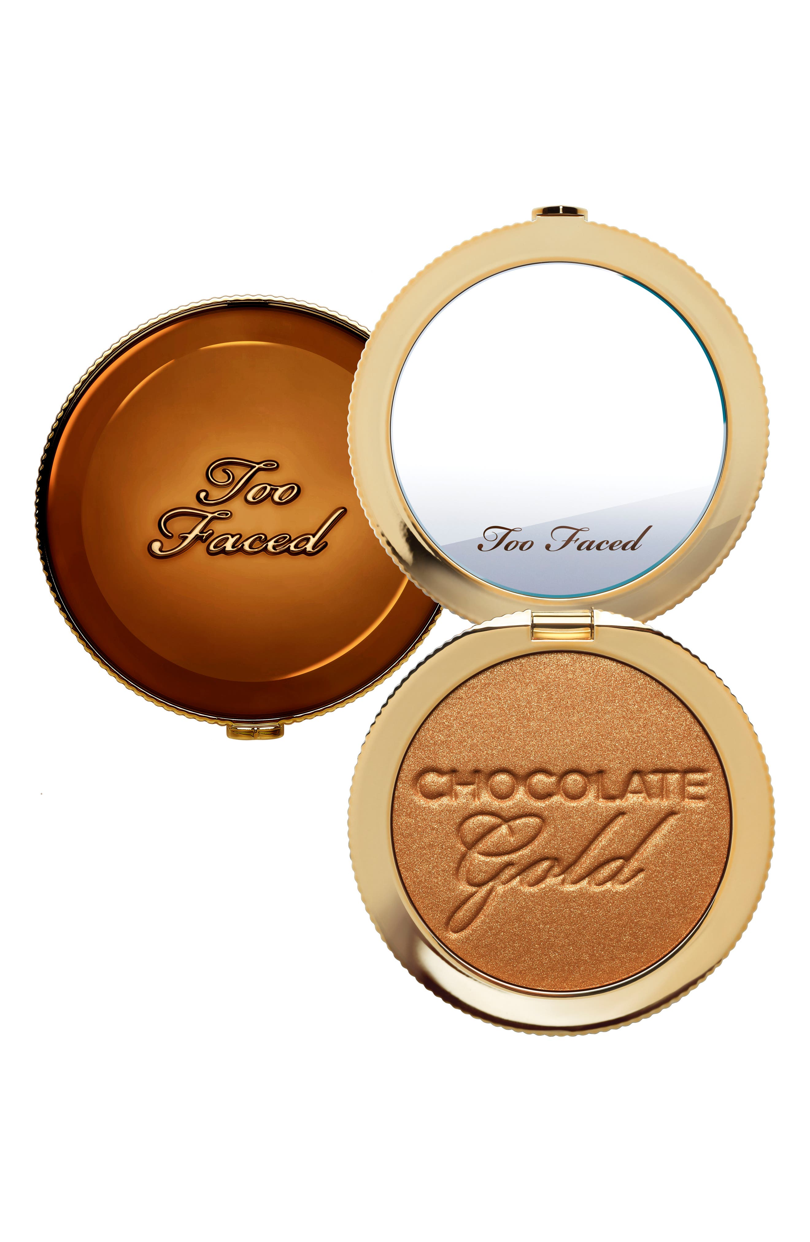 Chocolate Gold Soleil Bronzer,                             Alternate thumbnail 5, color,                             Chocolate Gold Soleil