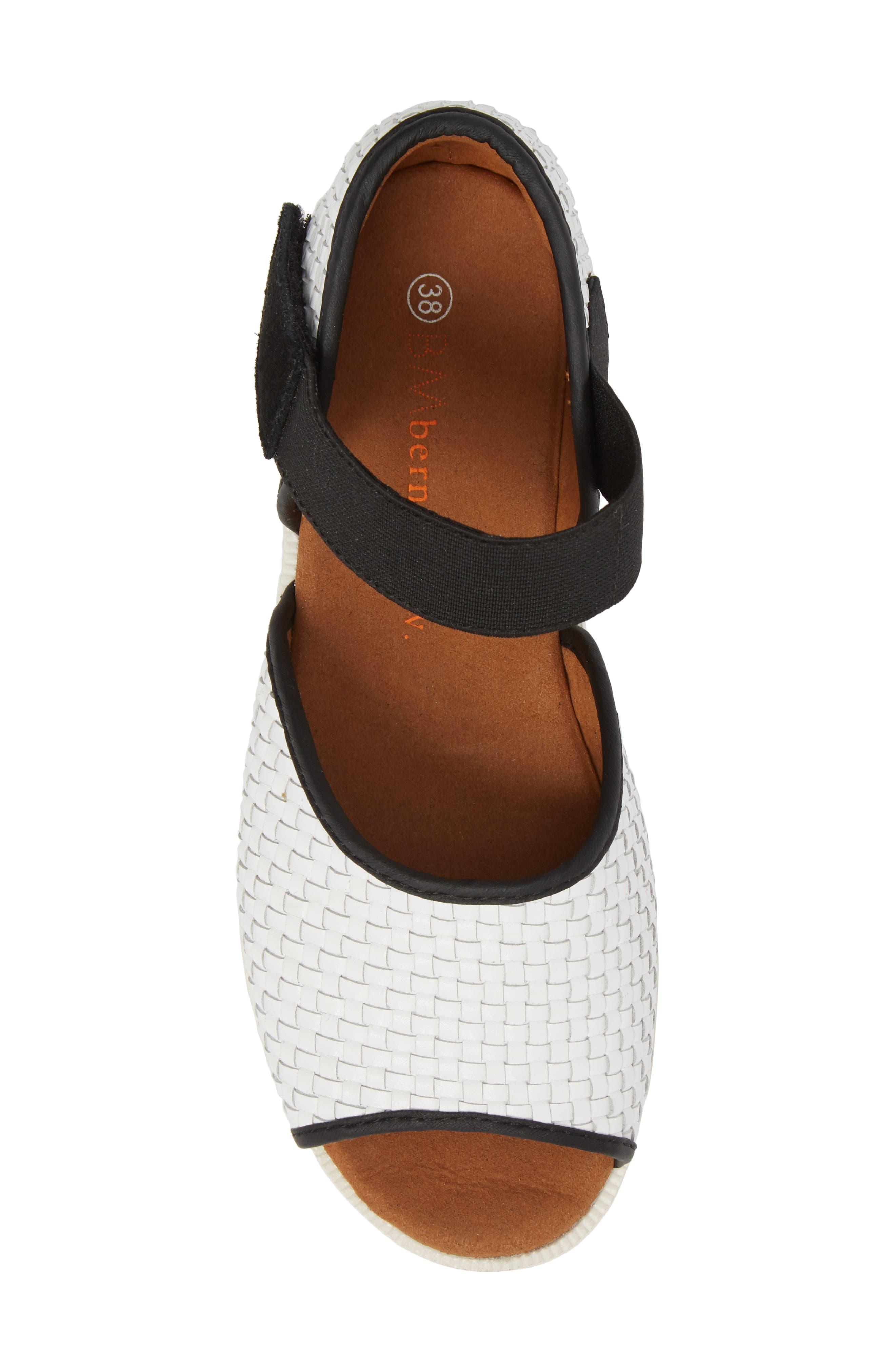 Alternate Image 5  - bernie mev. Havana Quarter Strap Sandal (Women)