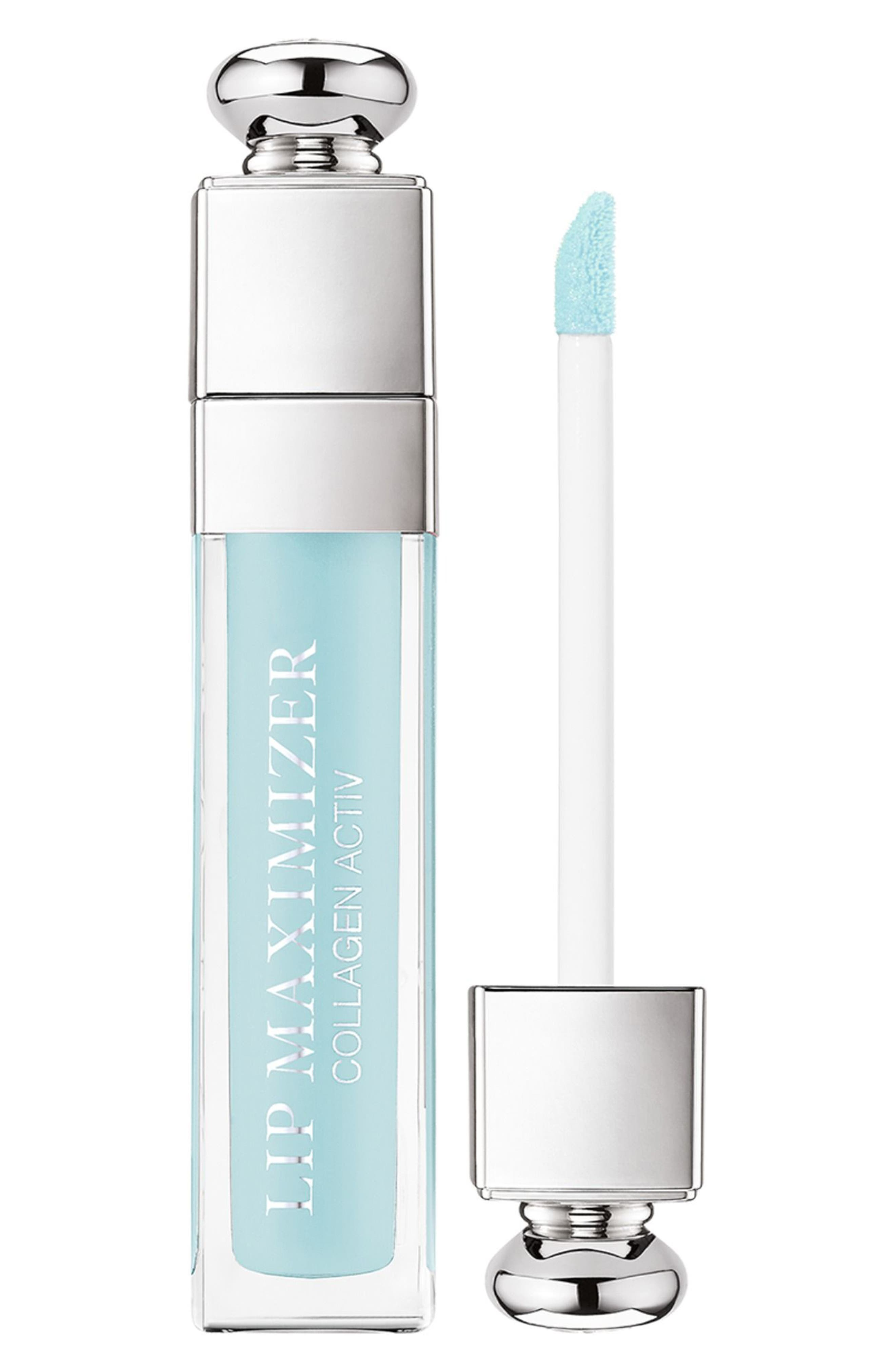 Addict Lip Maximizer,                             Main thumbnail 1, color,                             011 Pool Blue