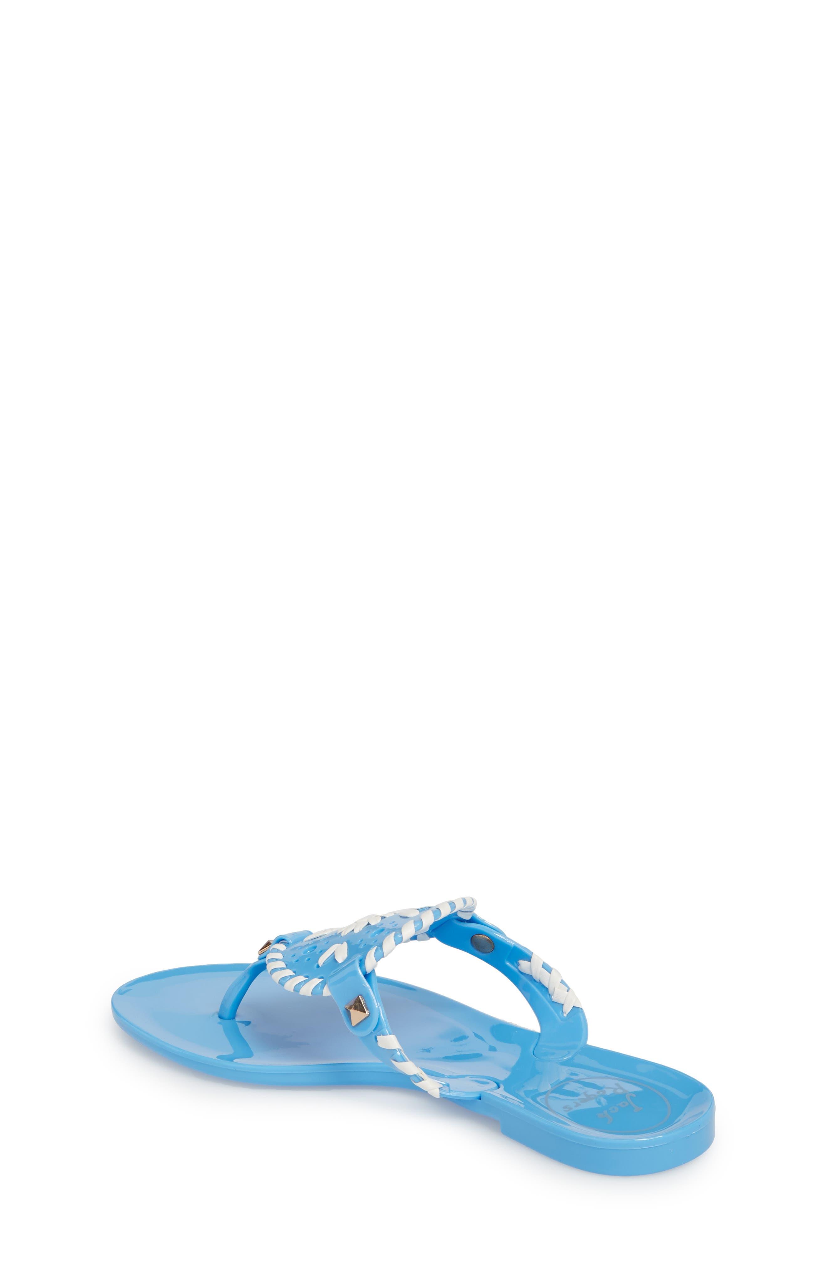 Alternate Image 2  - Jack Rogers 'Miss Georgica' Jelly Flip Flop (Walker, Toddler, Little Kid & Big Kid)