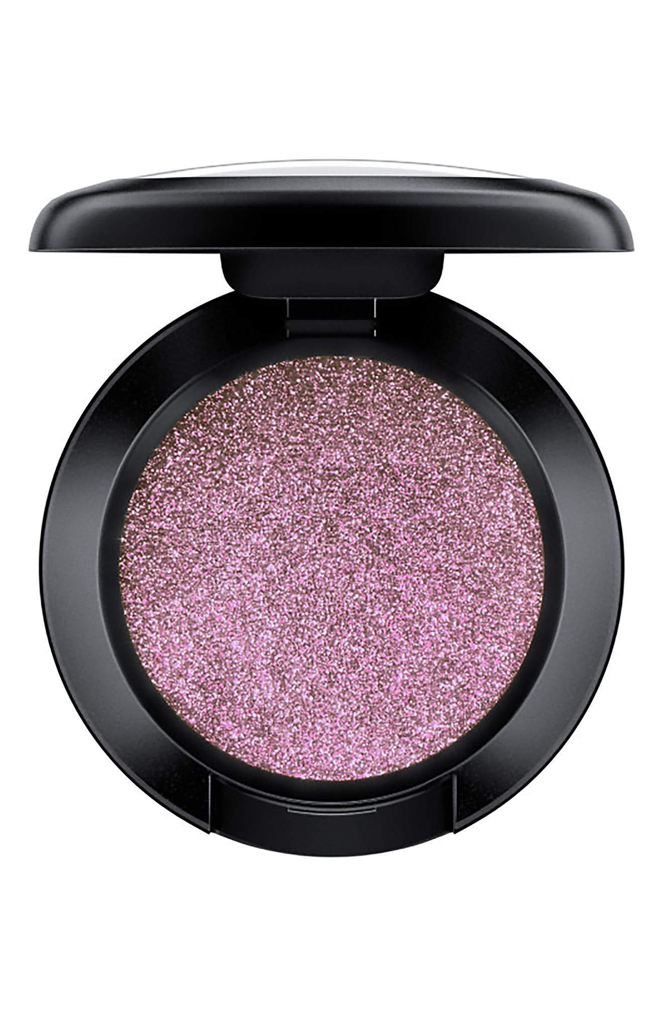 MAC Supernatural Dazzle Dazzleshadow Eyeshadow,                         Main,                         color, Midnight Shine