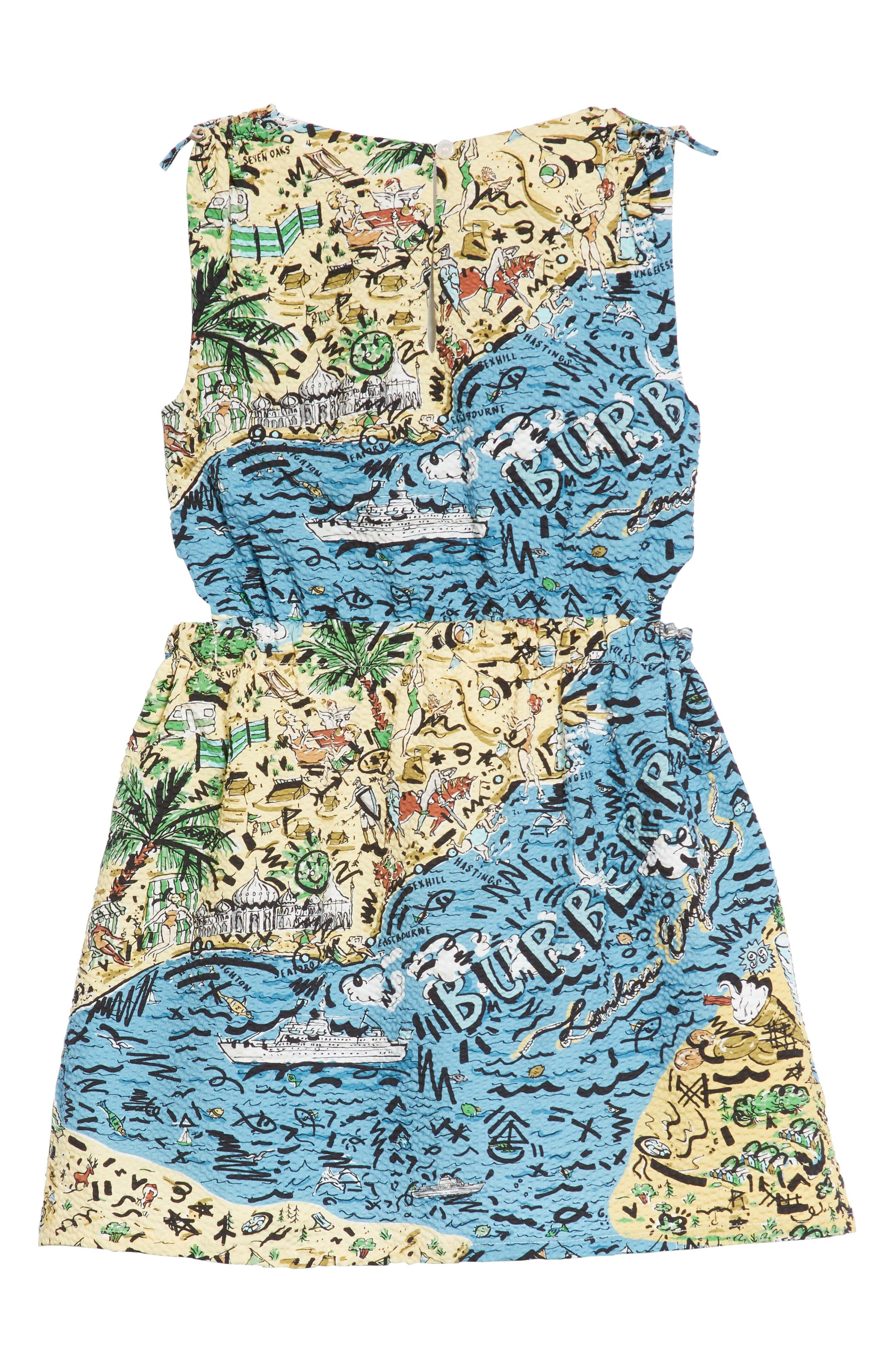 Candra Dress,                             Alternate thumbnail 2, color,                             Sand