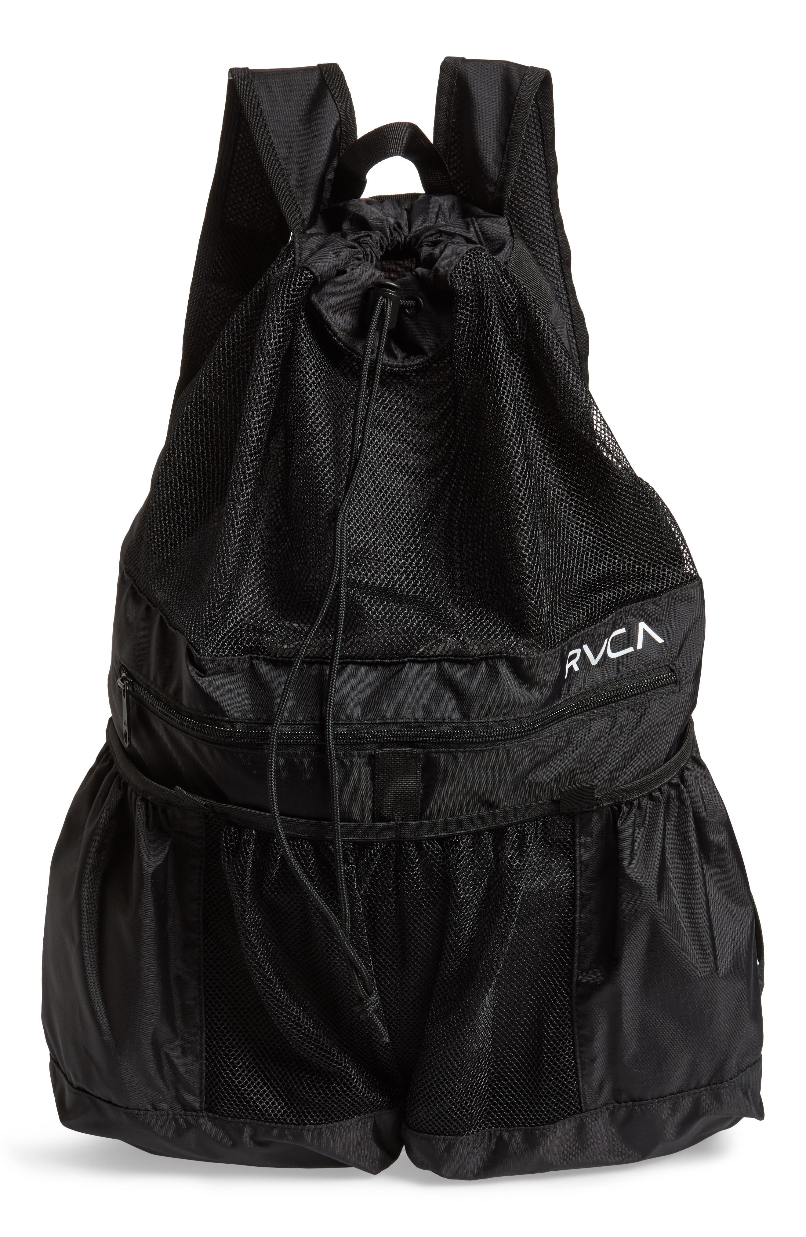 RVCA Ripstop Mesh Backpack