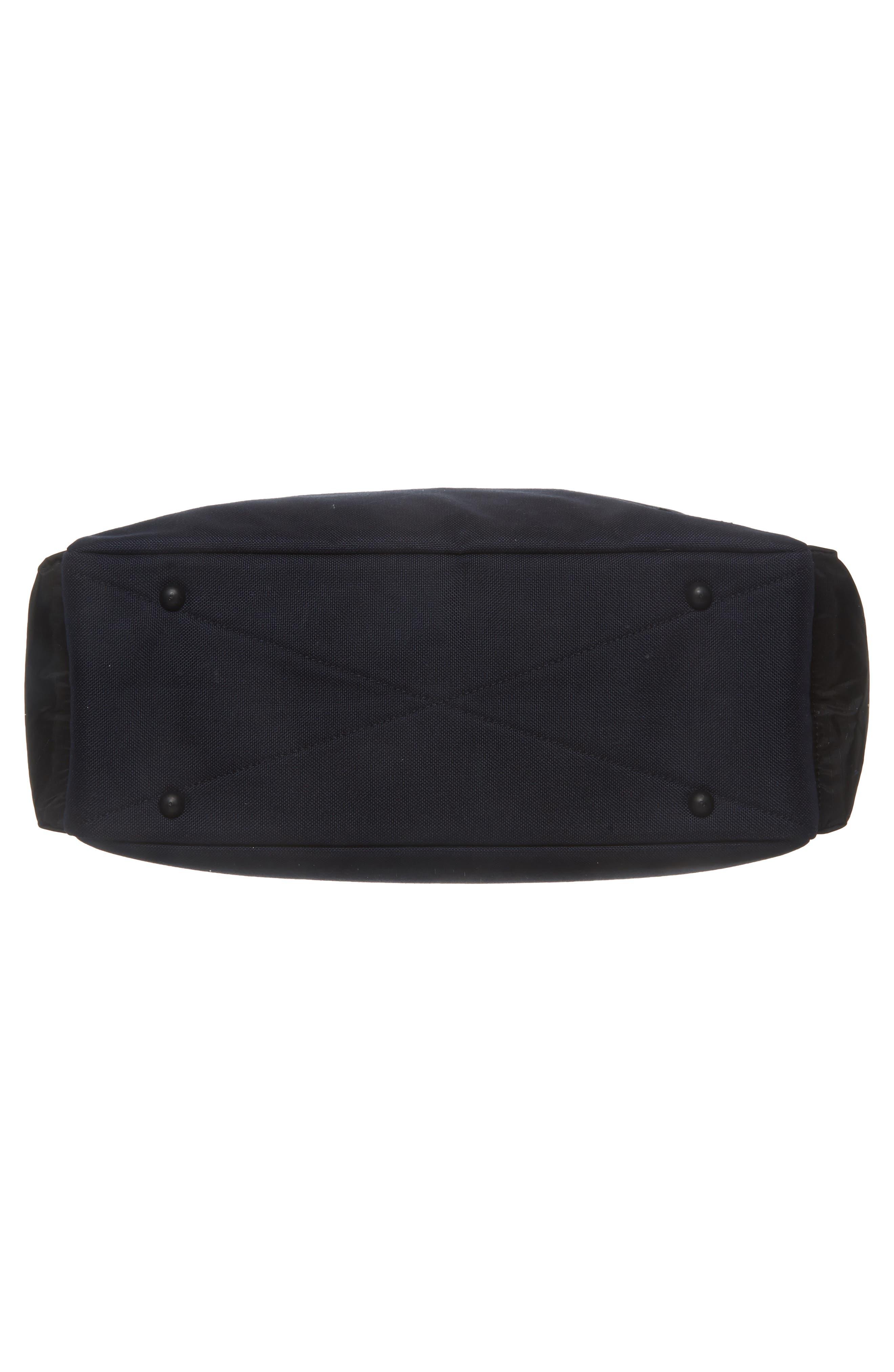 Porter-Yoshida & Co. Hype Tote Bag,                             Alternate thumbnail 6, color,                             Navy/ Black