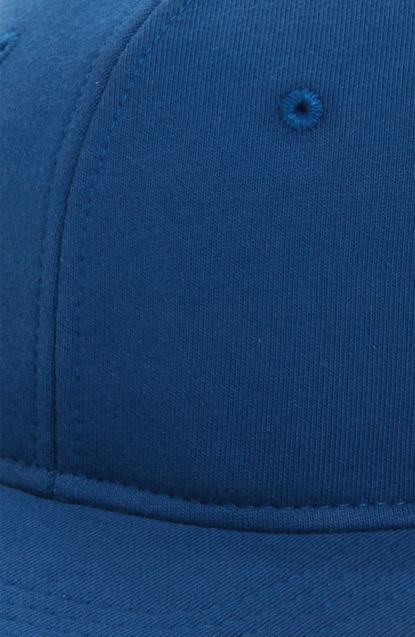 Baseball Cap,                             Alternate thumbnail 3, color,                             Court Blue