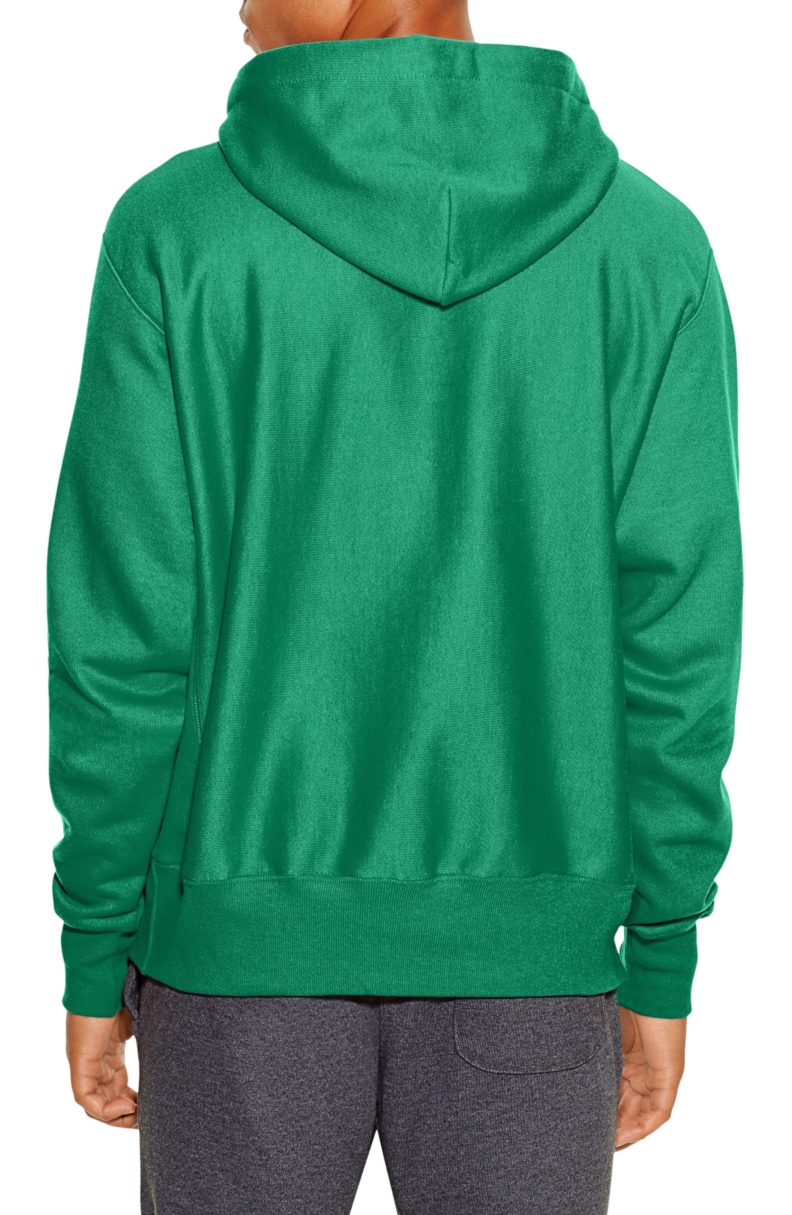 Alternate Image 2  - Champion Reverse Weave® Pullover Hoodie