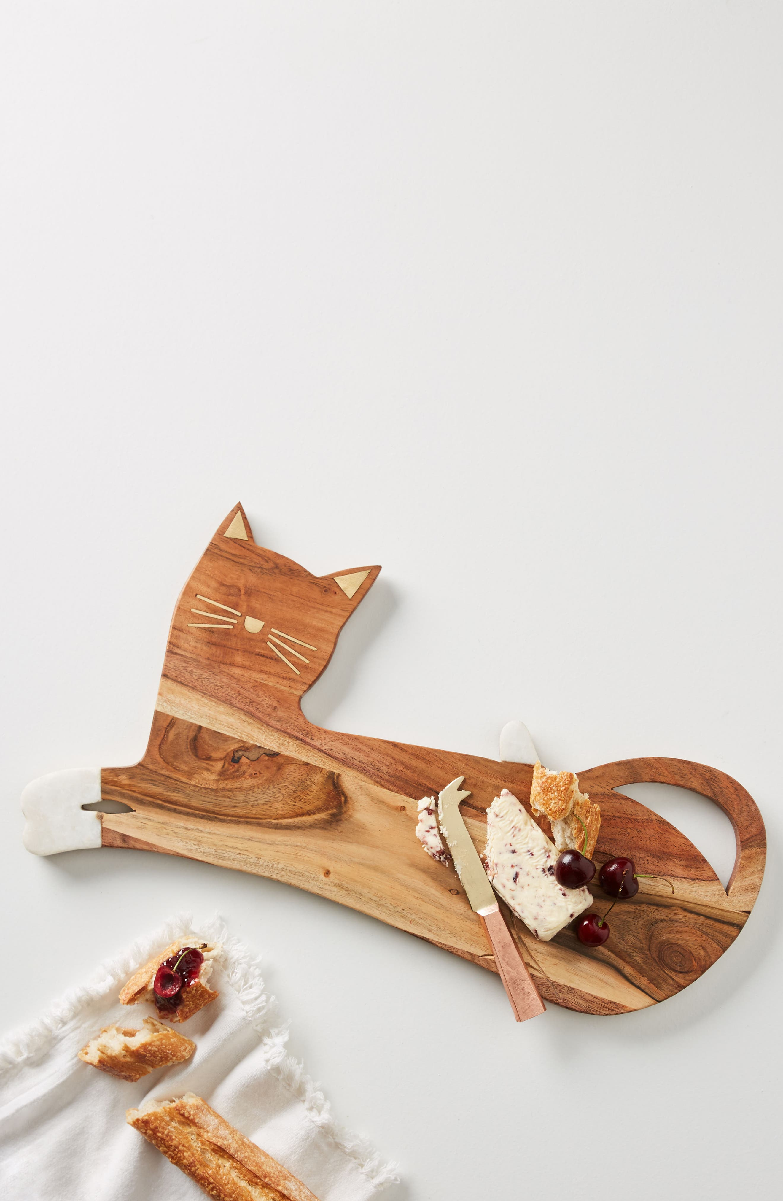 House Cat Cheese Board,                             Alternate thumbnail 3, color,