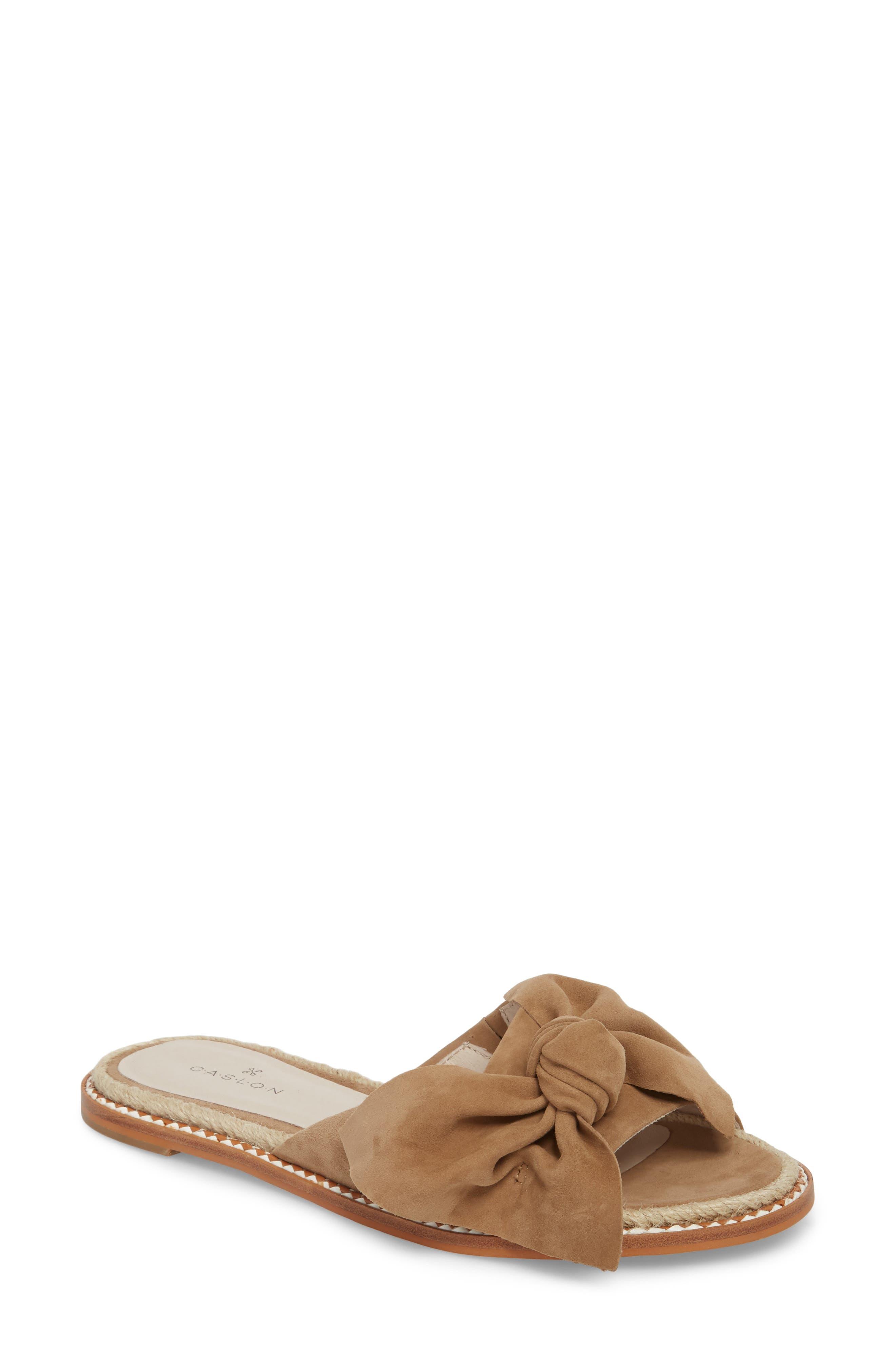 Caslon® Darcie Slide Sandal (Women)