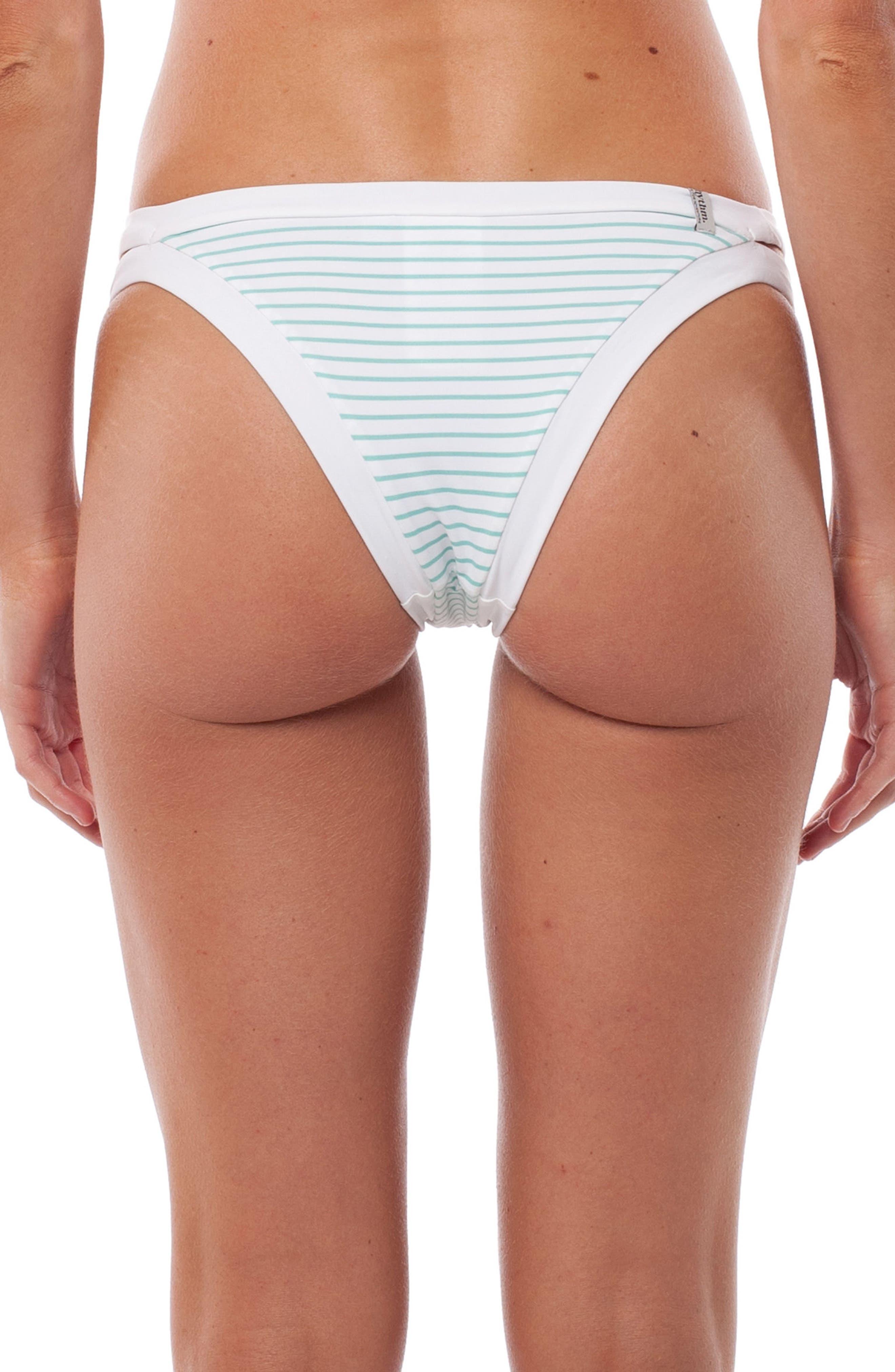 Sunkissed Itsy Bikini Bottoms,                             Alternate thumbnail 2, color,                             Aruba