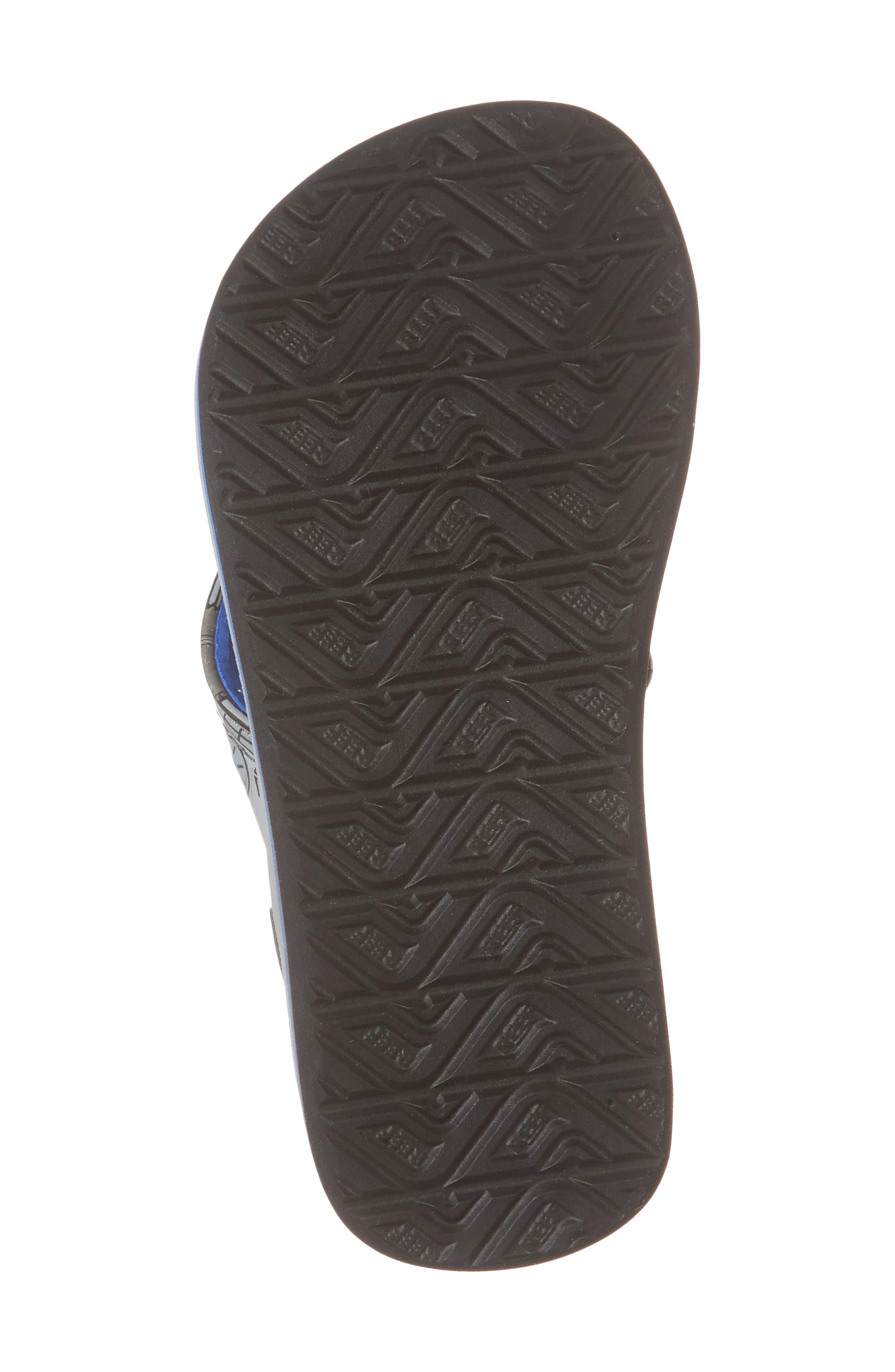 Ahi Light-Up Flip Flop,                             Alternate thumbnail 6, color,                             Grey