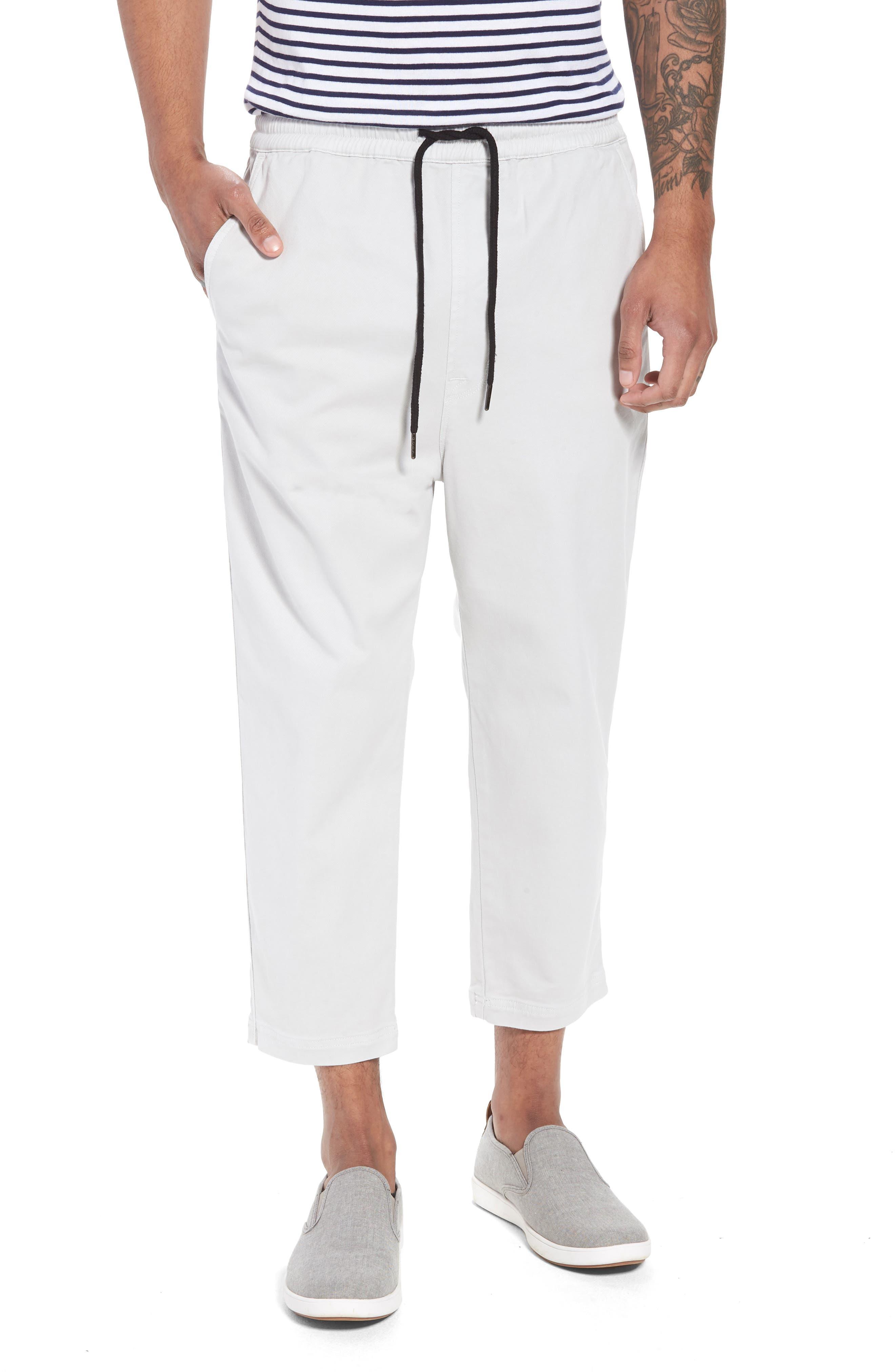 Hudson Leo Drop Crotch Pants