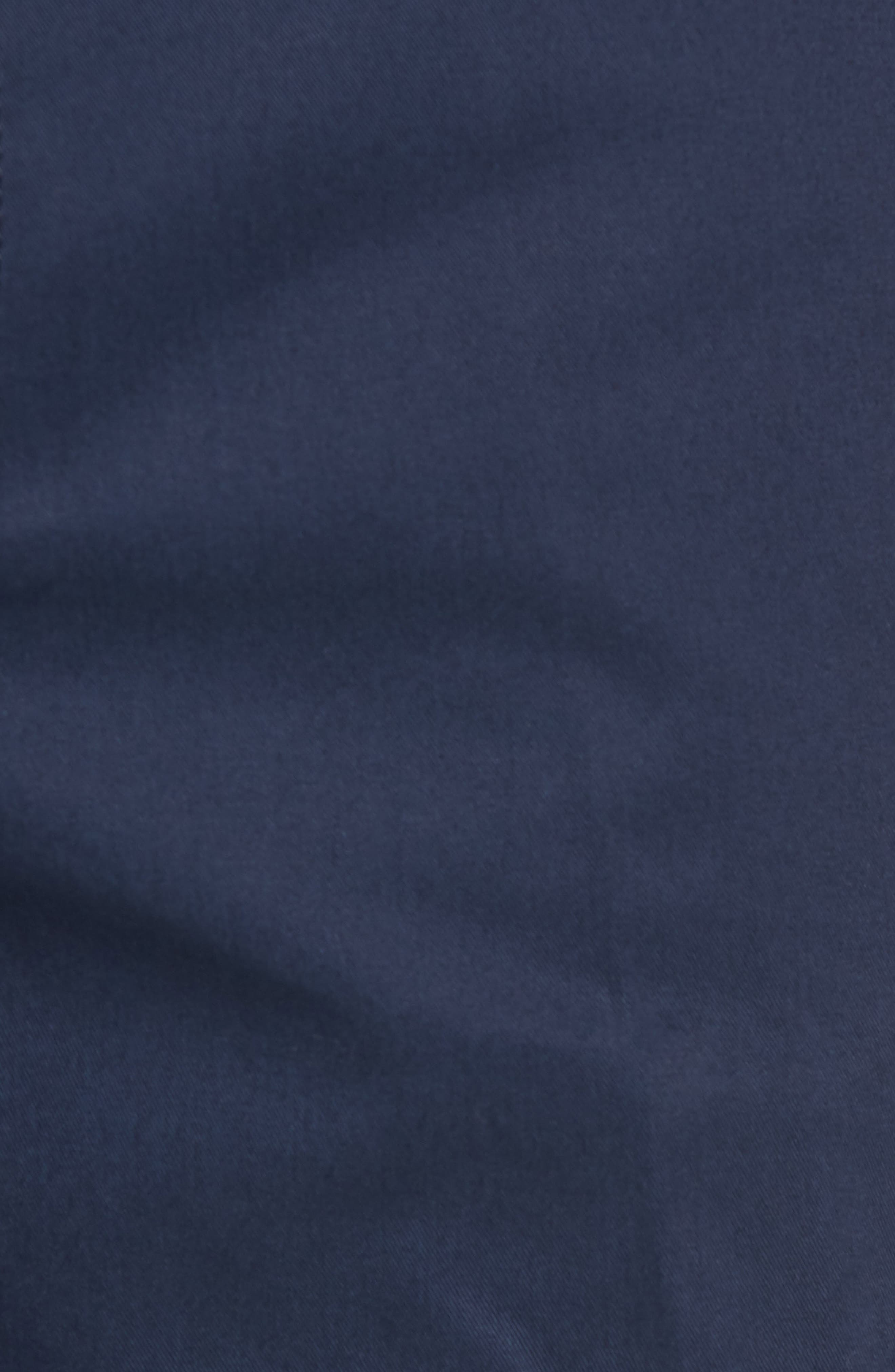 Hano Flat Front Shorts,                             Alternate thumbnail 5, color,                             Blue