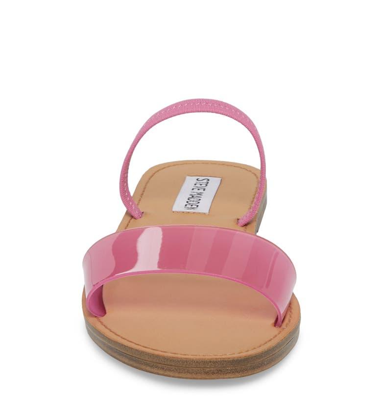 Steve Madden Dasha Strappy Slide Sandal (Women) | Nordstrom