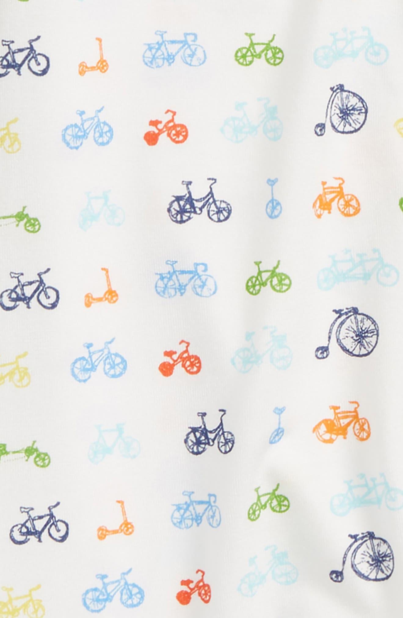 Bikes Romper,                             Alternate thumbnail 2, color,                             Navy