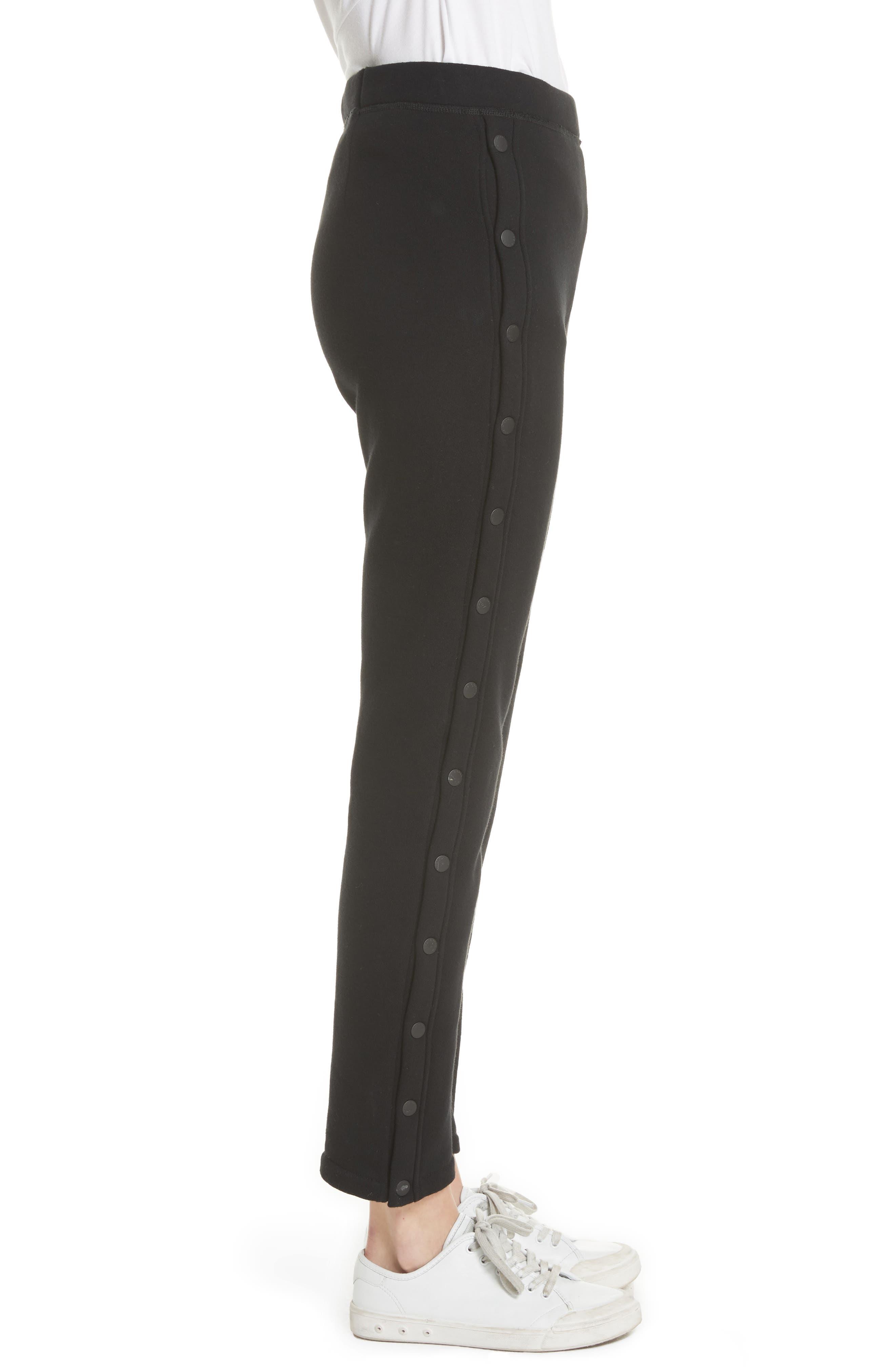 Alternate Image 3  - rag & bone Side Snap Track Pants