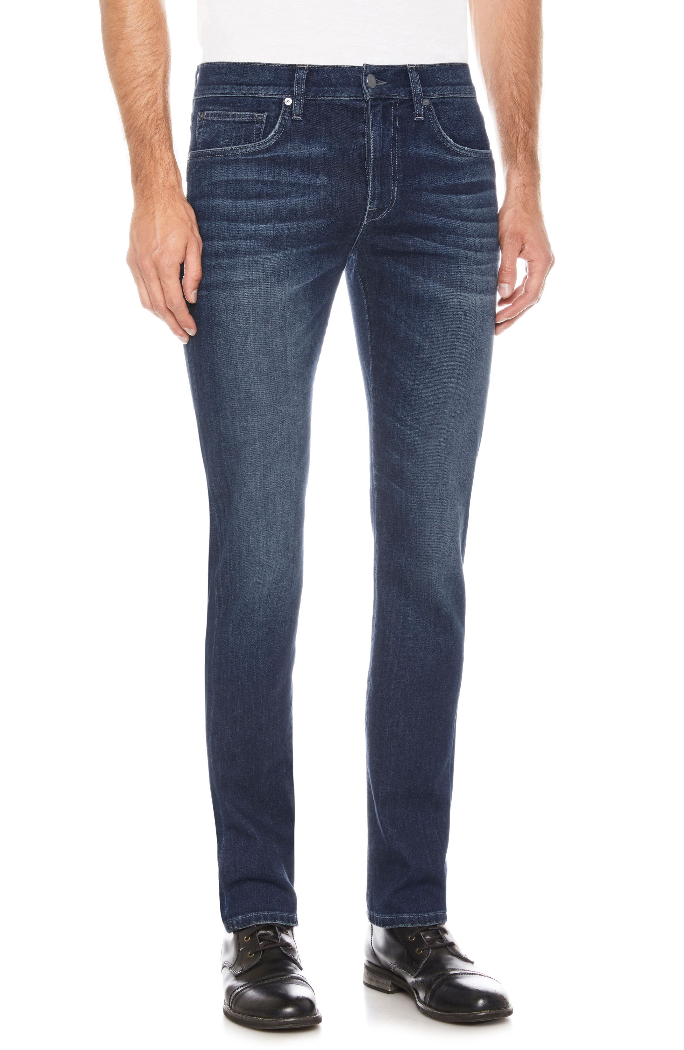 Joe's Brixton Slim Straight Fit Jeans (Sanders)