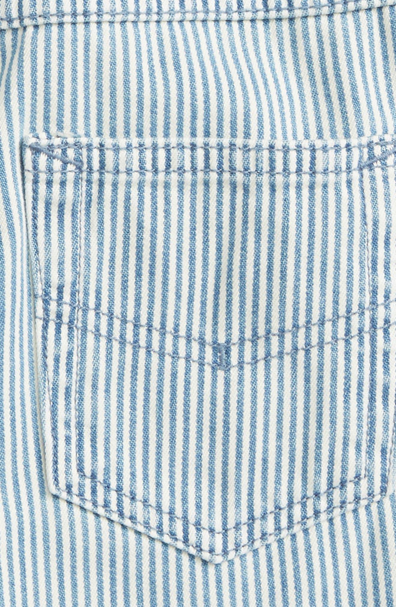 Stripe Shorts,                             Alternate thumbnail 3, color,                             Sanford Wash