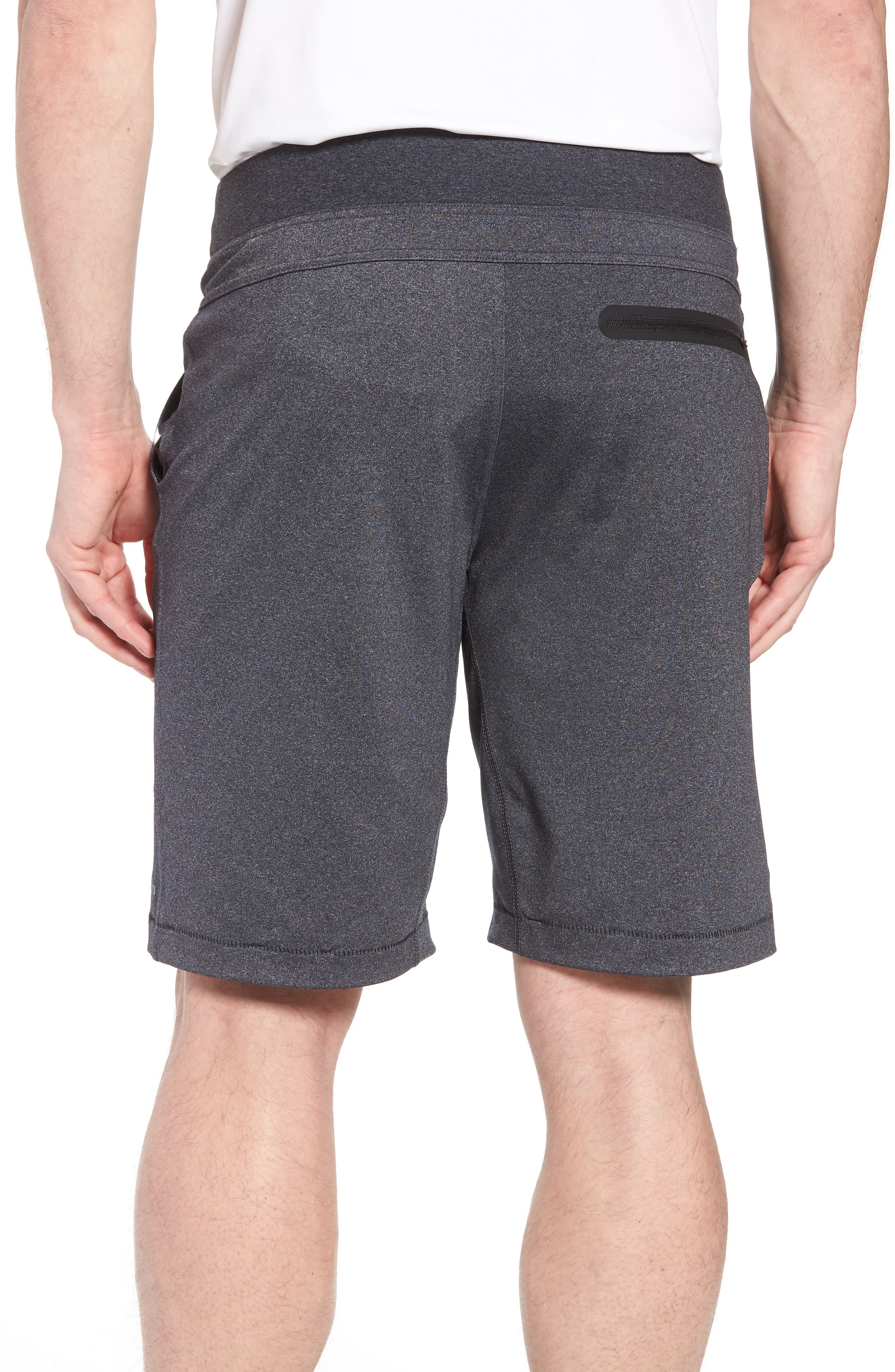 206 Shorts,                             Alternate thumbnail 2, color,                             Charcoal