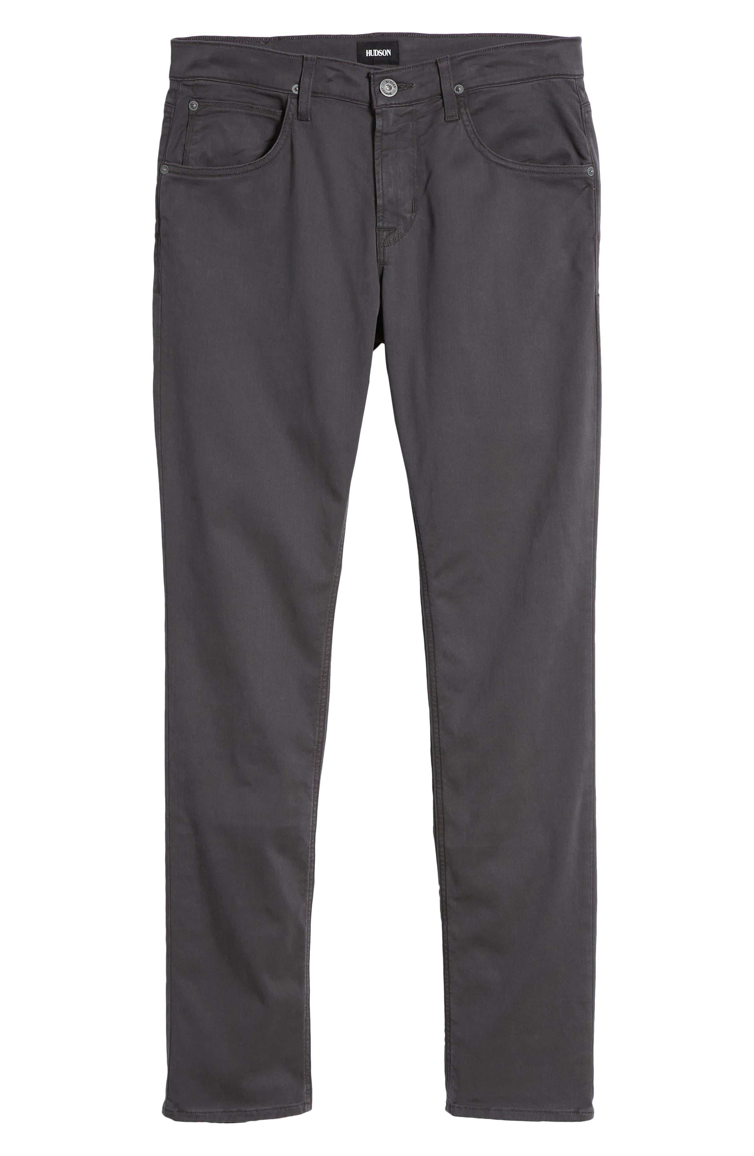 Blake Slim Fit Jeans,                             Alternate thumbnail 6, color,                             Metal