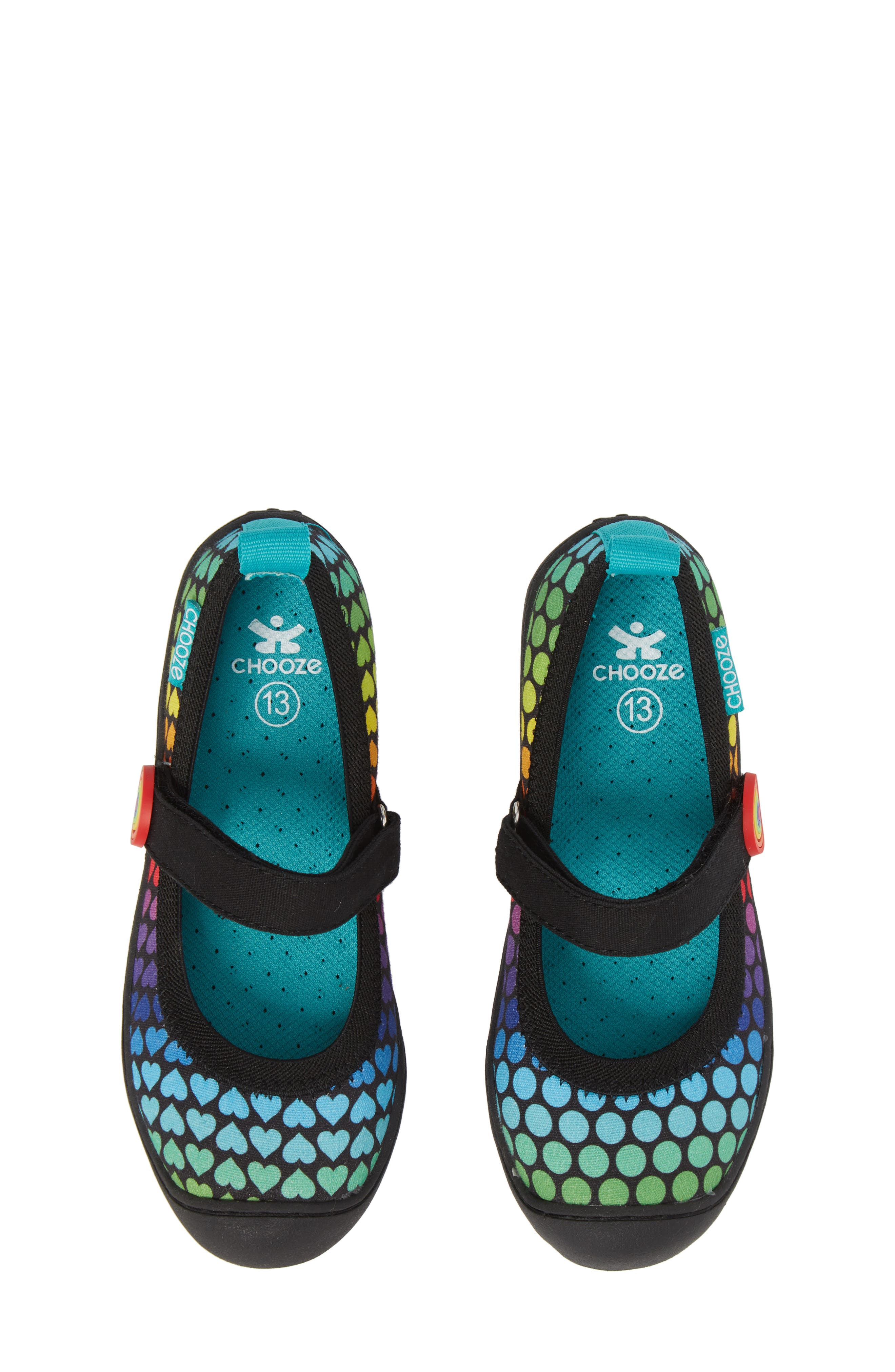 Steady Mary Jane Sneaker,                         Main,                         color, Hue