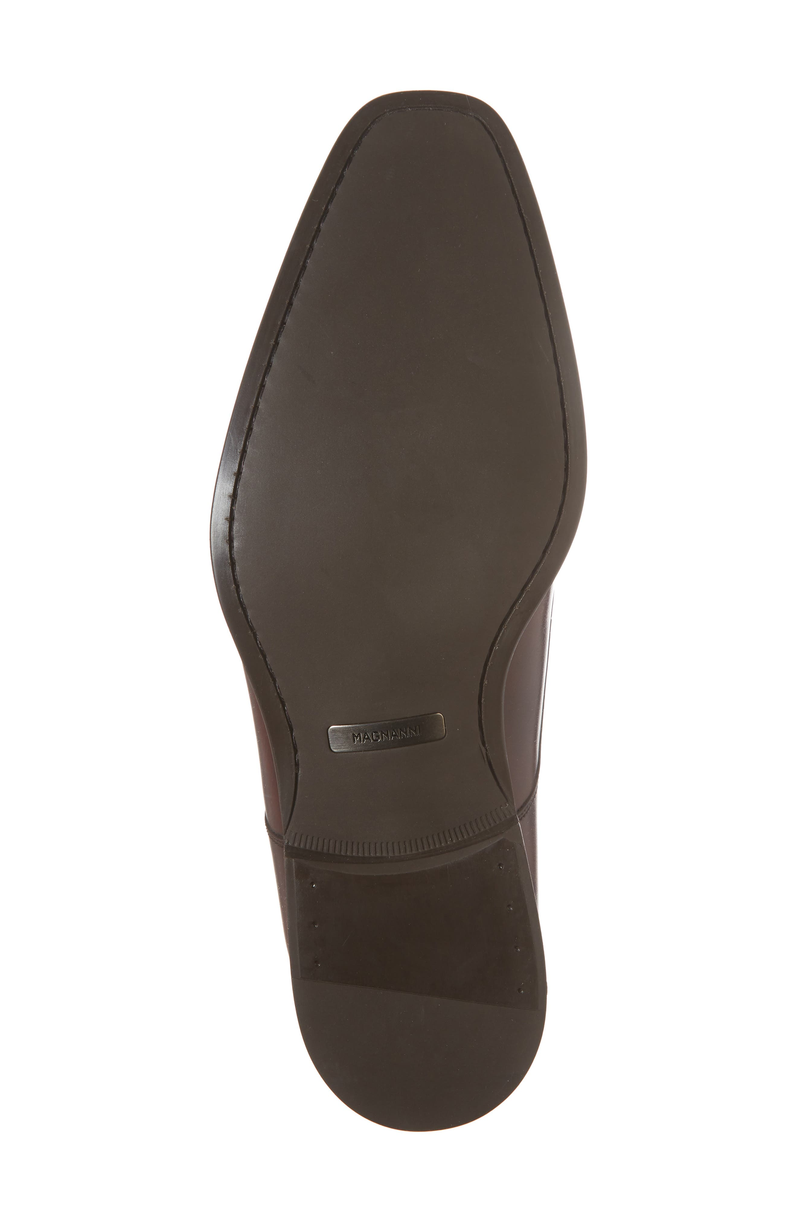 Colo II Plain Toe Derby,                             Alternate thumbnail 6, color,                             Mid Brown Leather