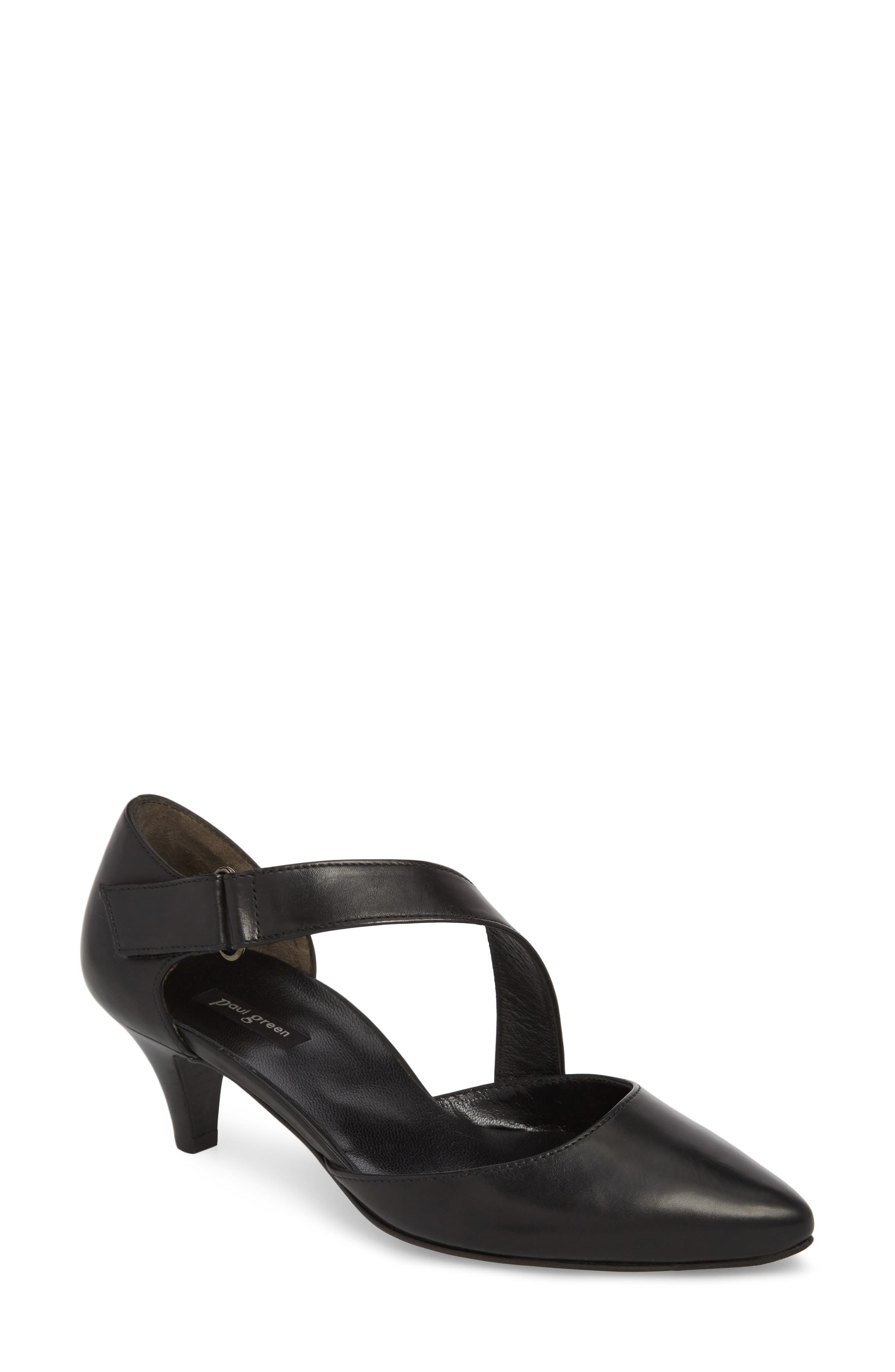 Paul Green Nicki Asymmetrical Pump (Women)