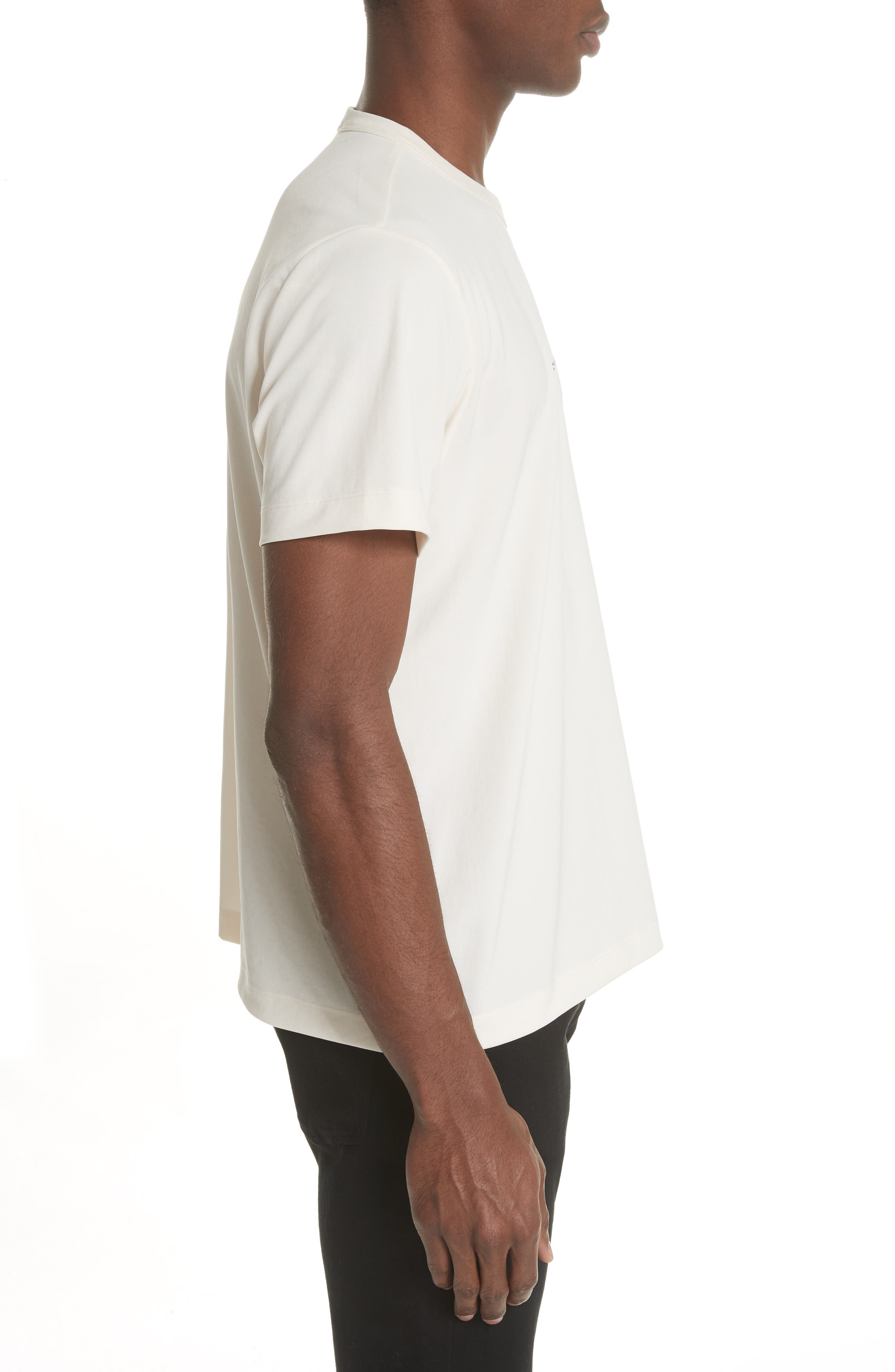 Trademark Graphic T-Shirt,                             Alternate thumbnail 3, color,                             White