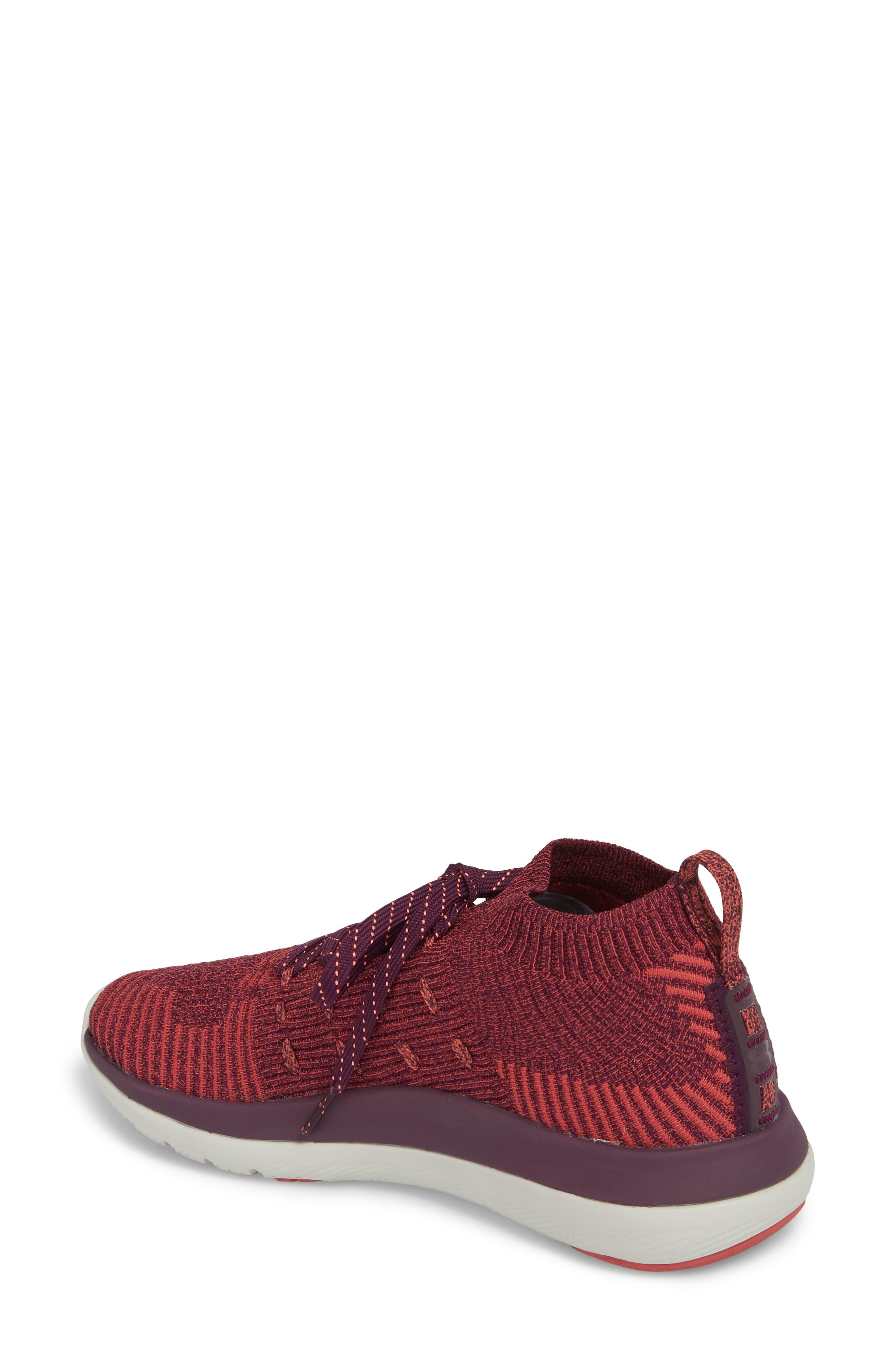 Slingflex Rise Sneaker,                             Alternate thumbnail 2, color,                             Merlot/ Rustic Red/ Brilliance