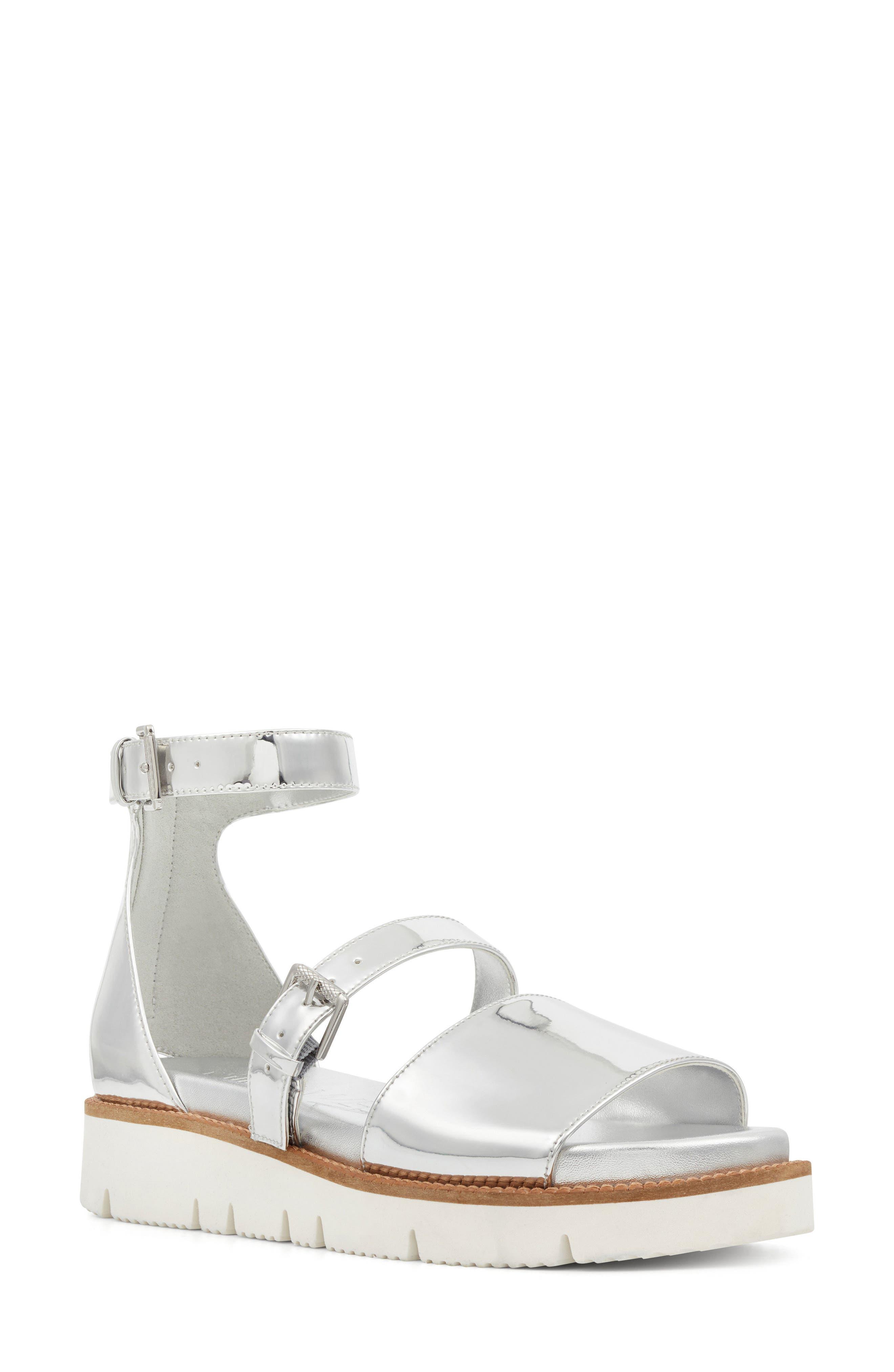 Nine West Satoria Platform Sandal (Women)