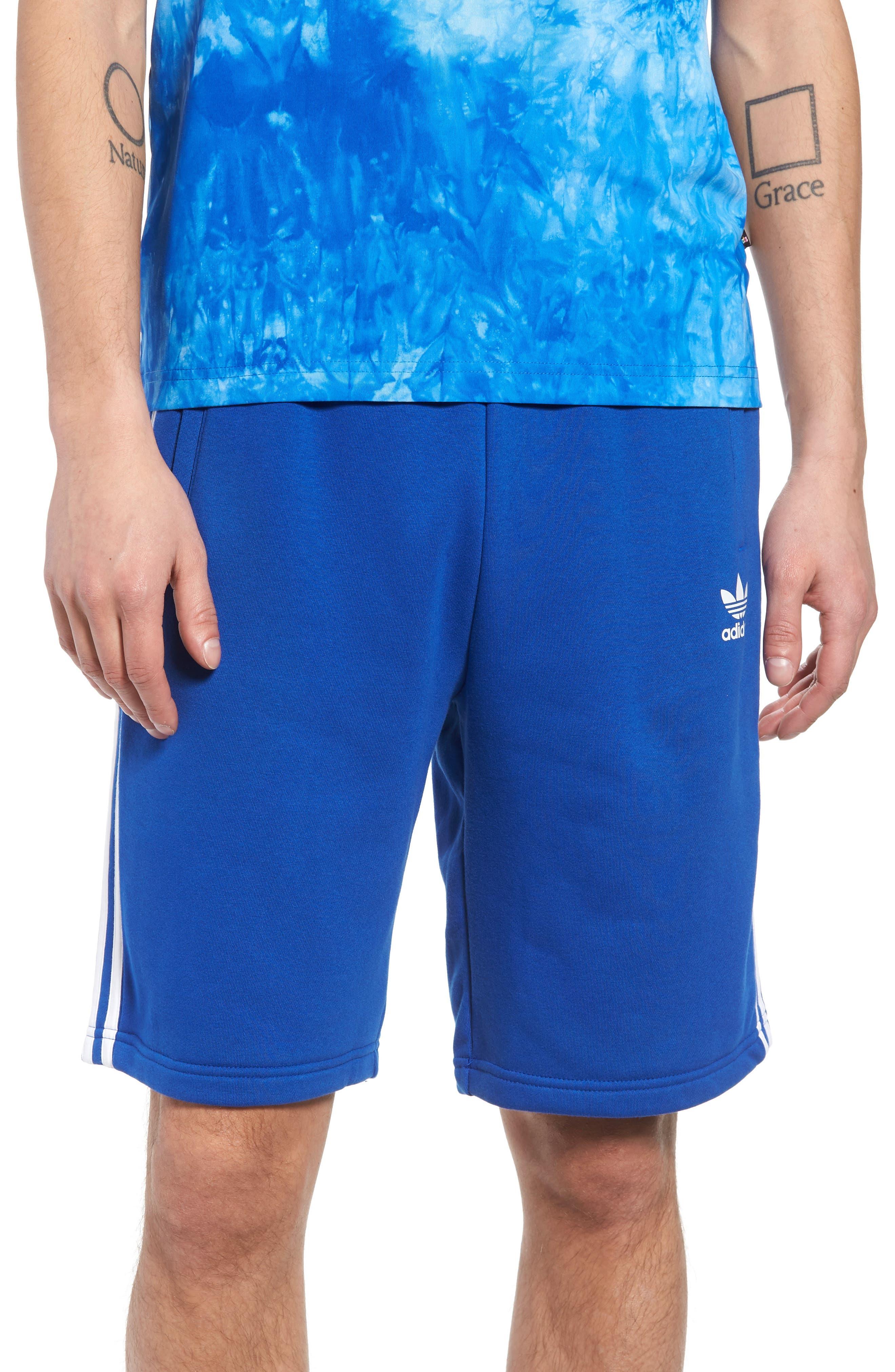 Alternate Image 1 Selected - adidas Originals 3-Stripes Shorts