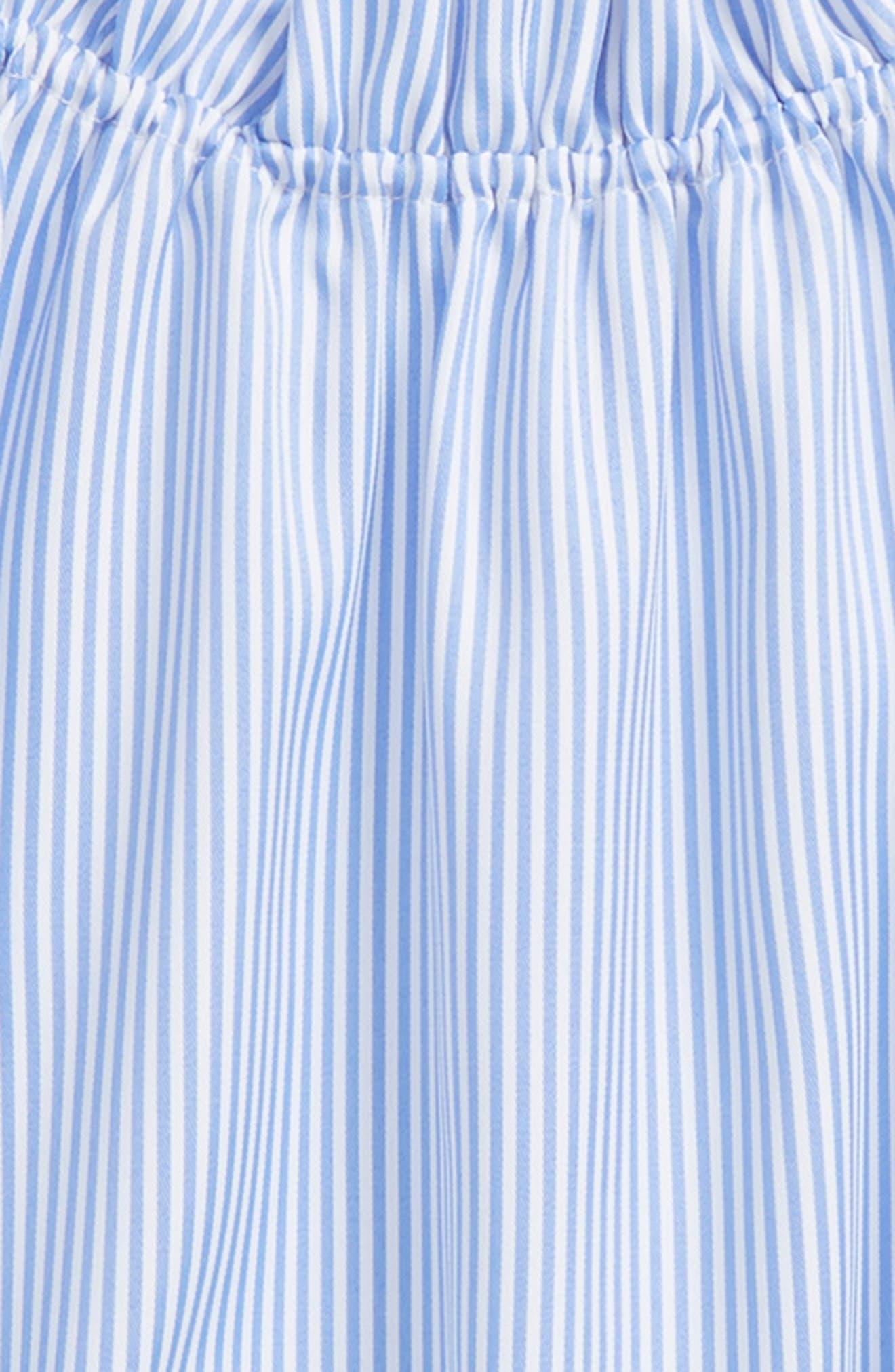 Joyce Stripe Top,                             Alternate thumbnail 2, color,                             Stripe