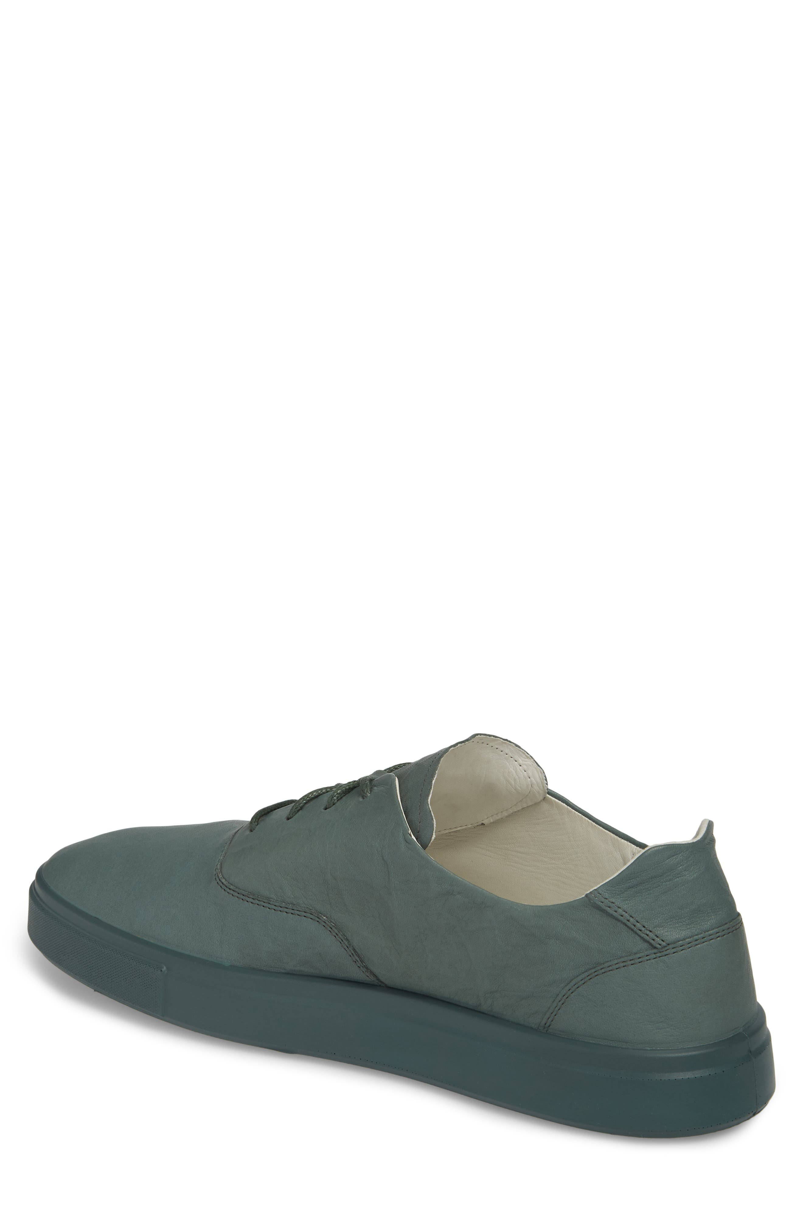 Kyle Low Top Sneaker,                             Alternate thumbnail 2, color,                             Military Sage Leather