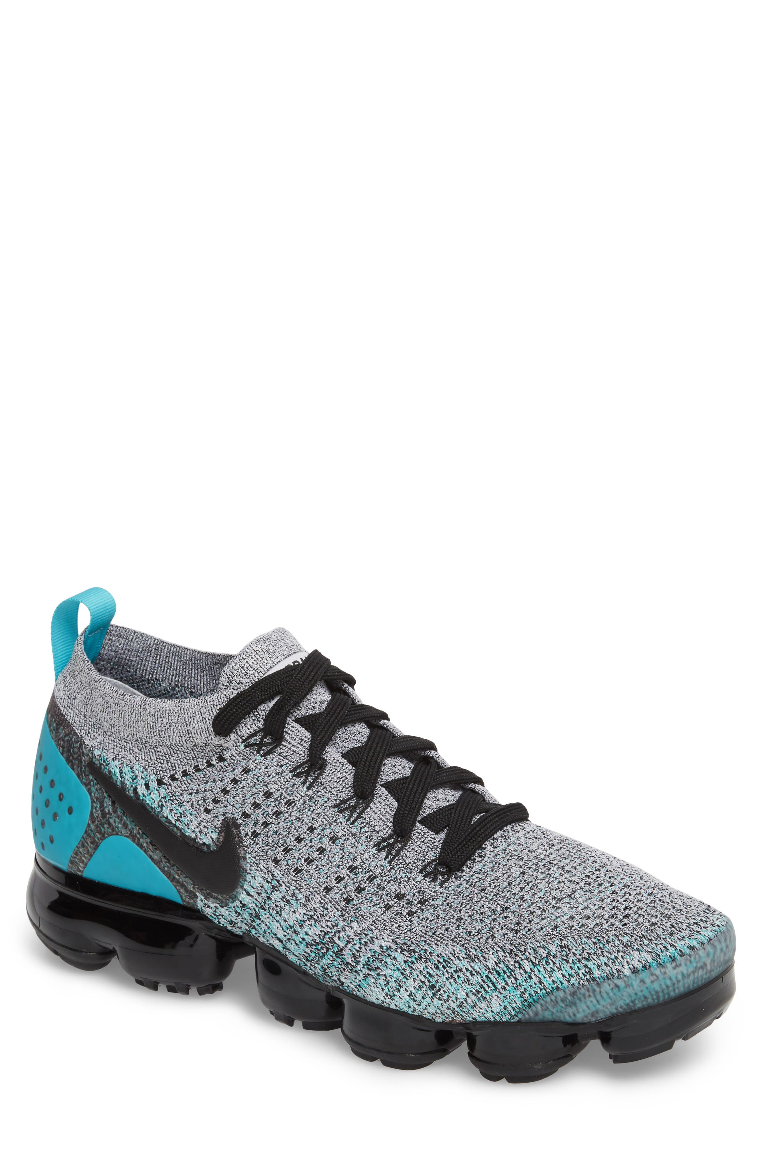 Nike Air Vapormax Flyknit 2 Running Shoe (Men)