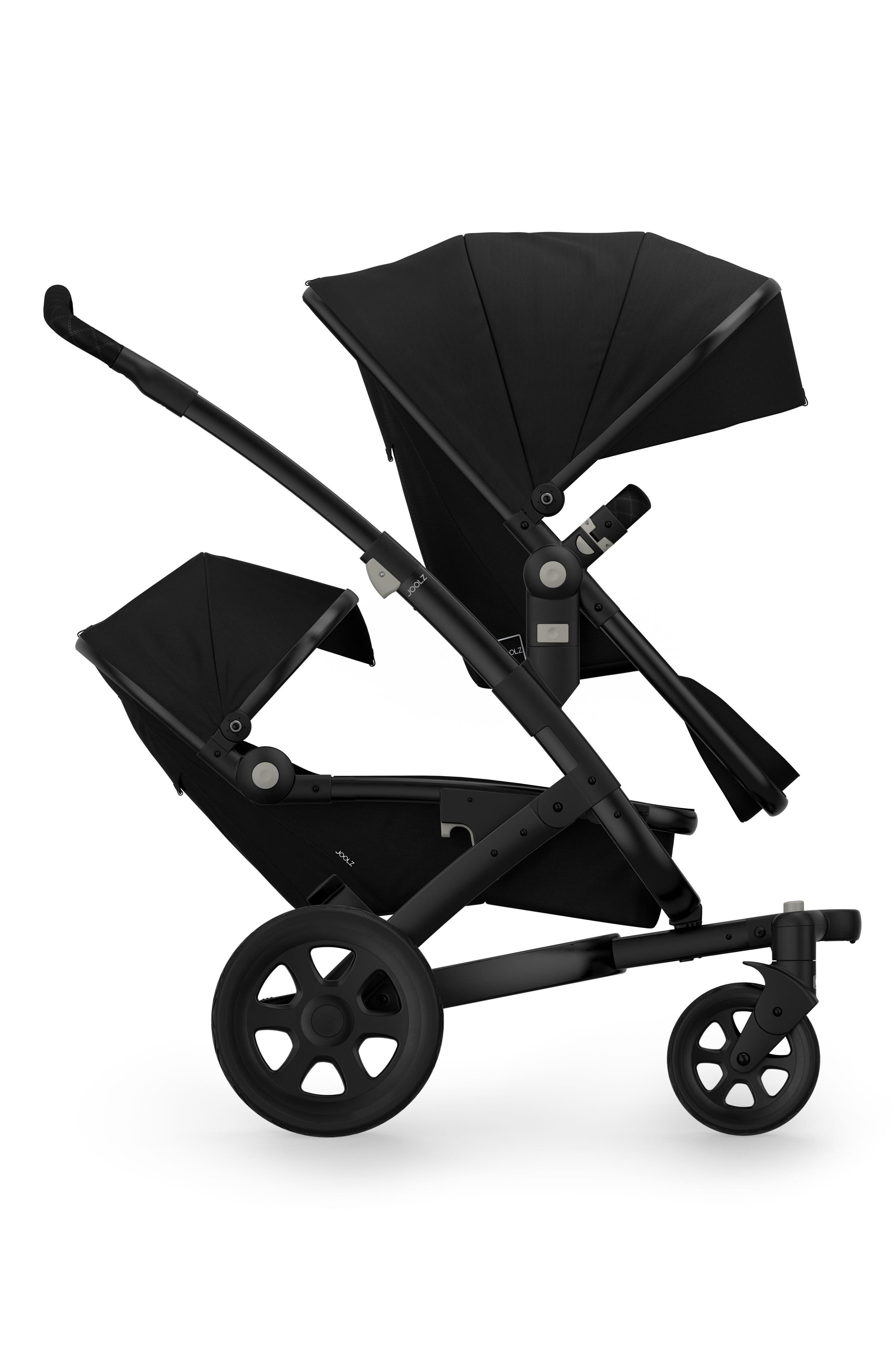 Geo2 Earth Stroller Lower Bassinet/Seat Attachment,                         Main,                         color, Noir