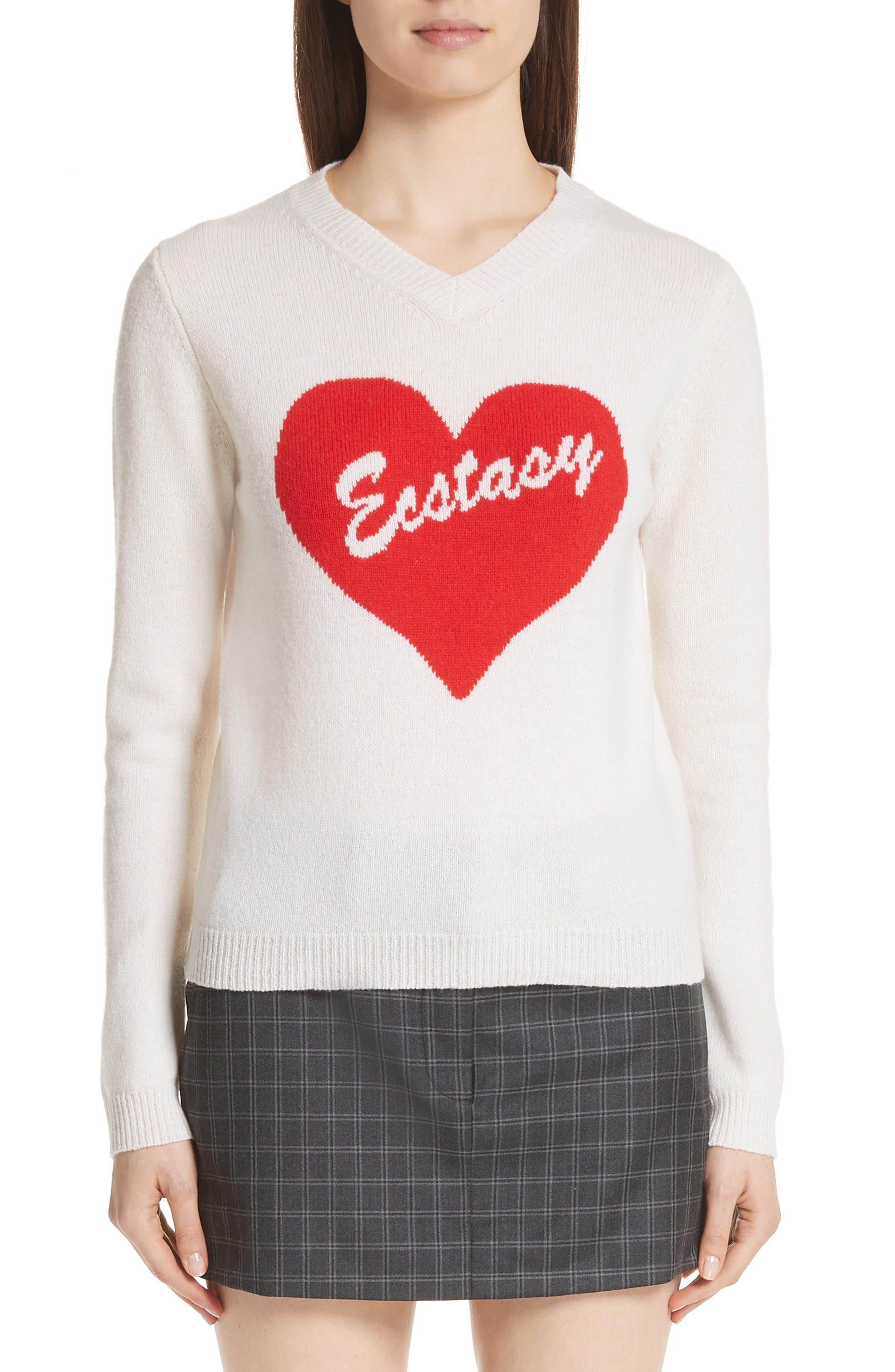 Ashley Williams Ecstasy Wool Sweater