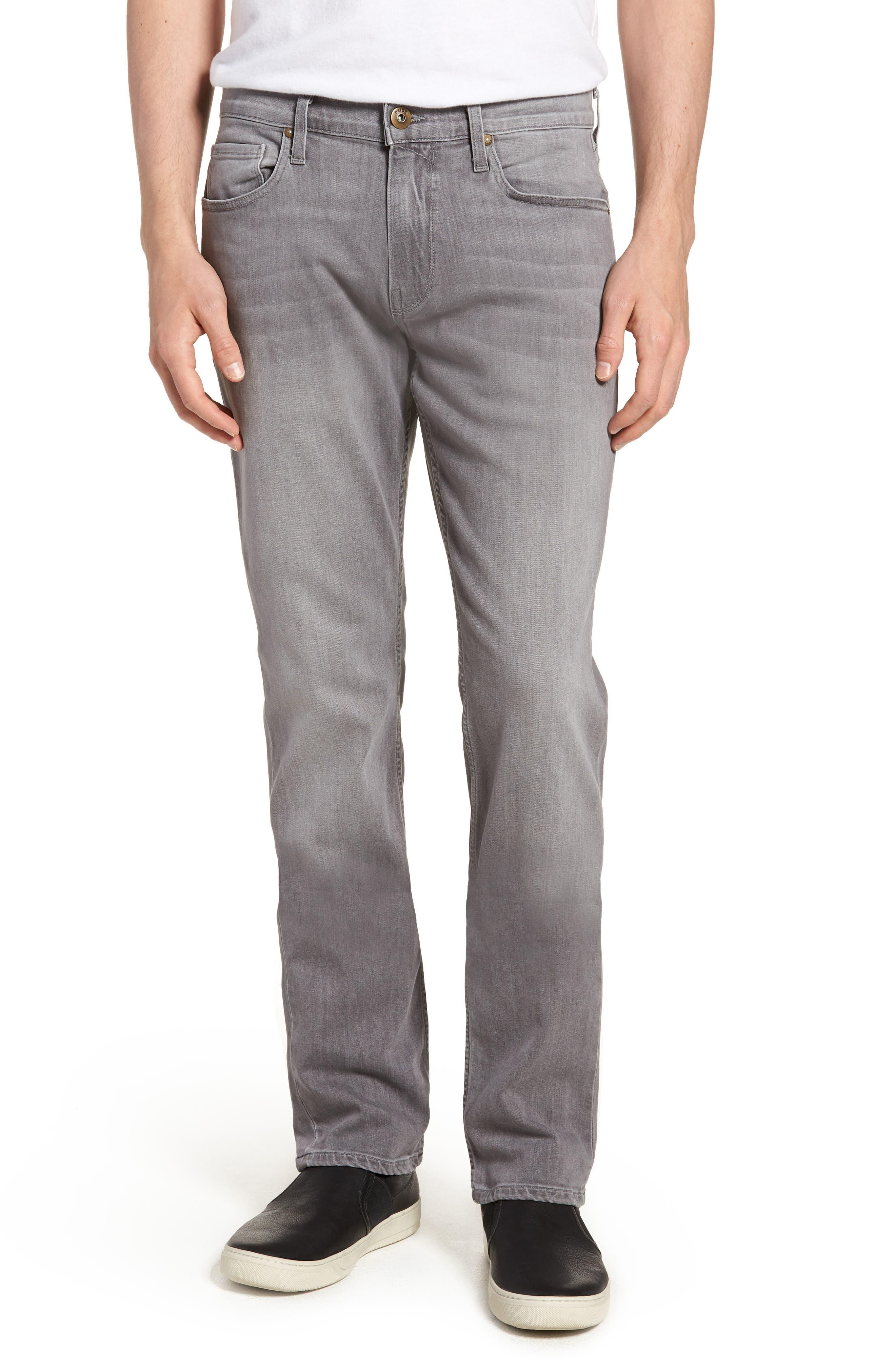 PAIGE Federal Slim Straight Leg Jeans (Annex)