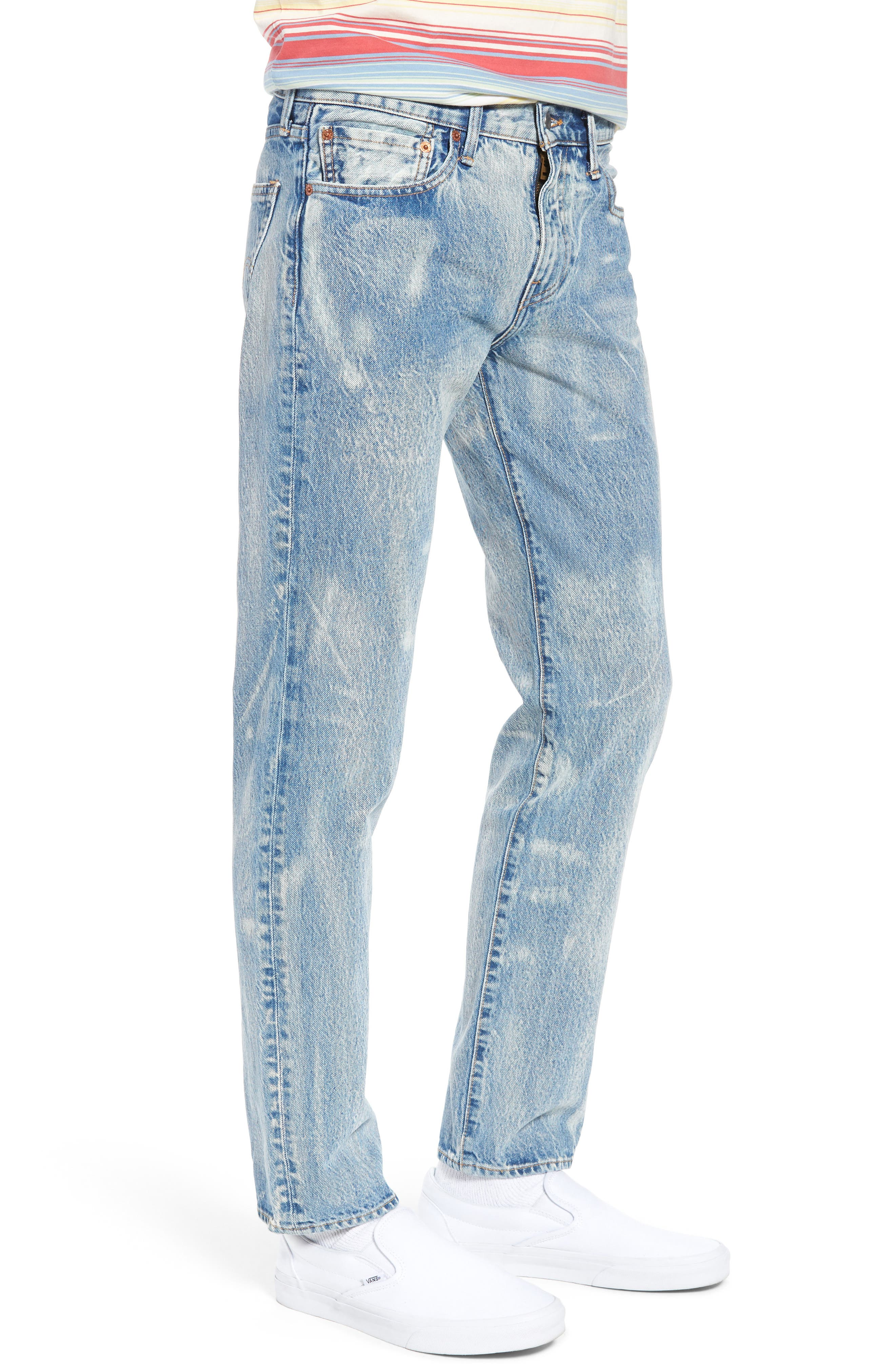 510<sup>™</sup> Skinny Jeans,                             Alternate thumbnail 3, color,                             Rolled Up Dollar