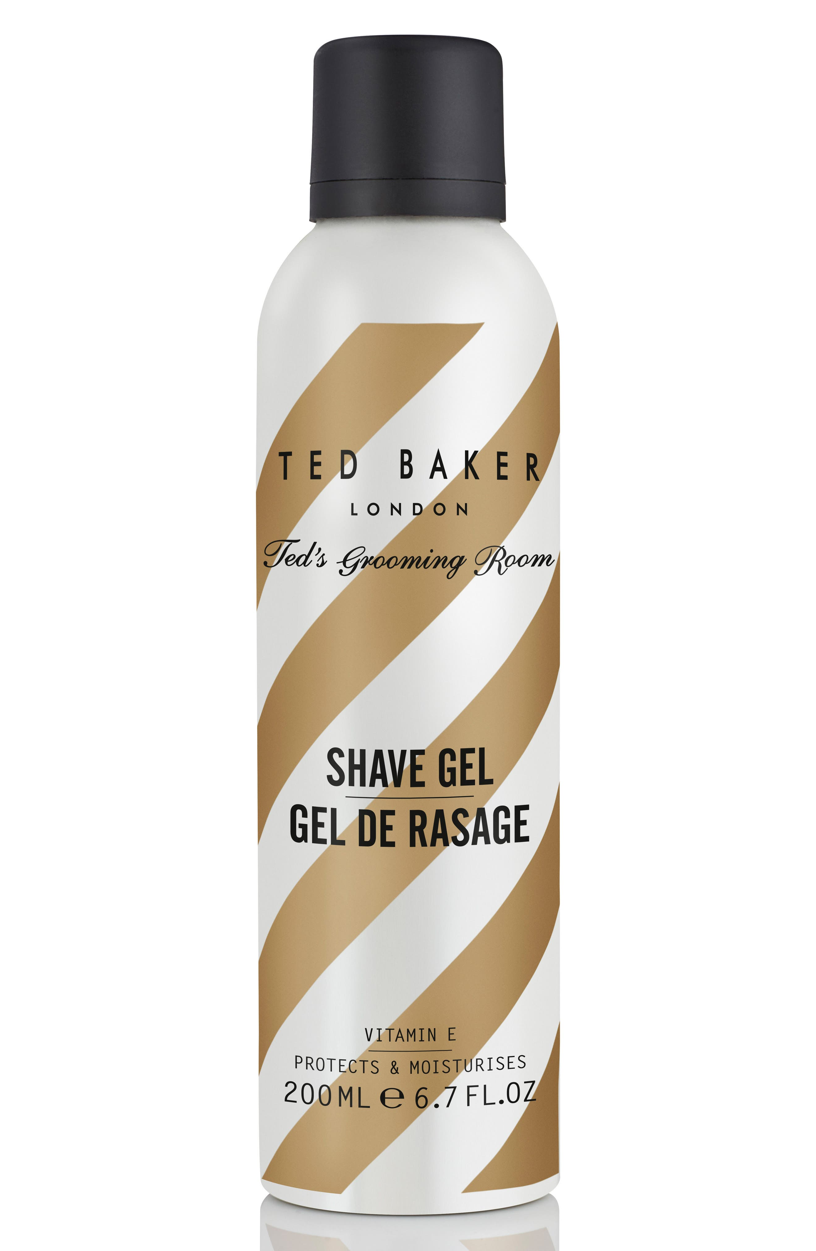 Ted's Grooming Room Shave Gel,                             Main thumbnail 1, color,                             No Color