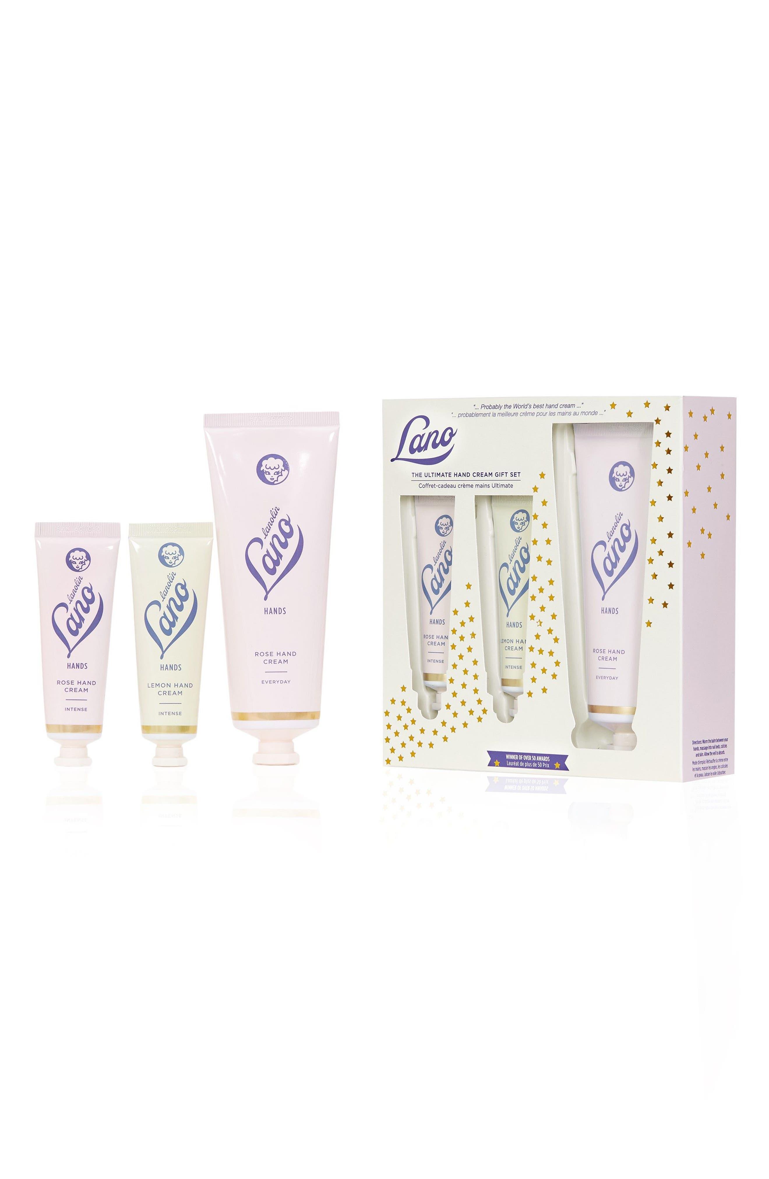 Lanolips Hand Cream Trio ($37.85 Value)