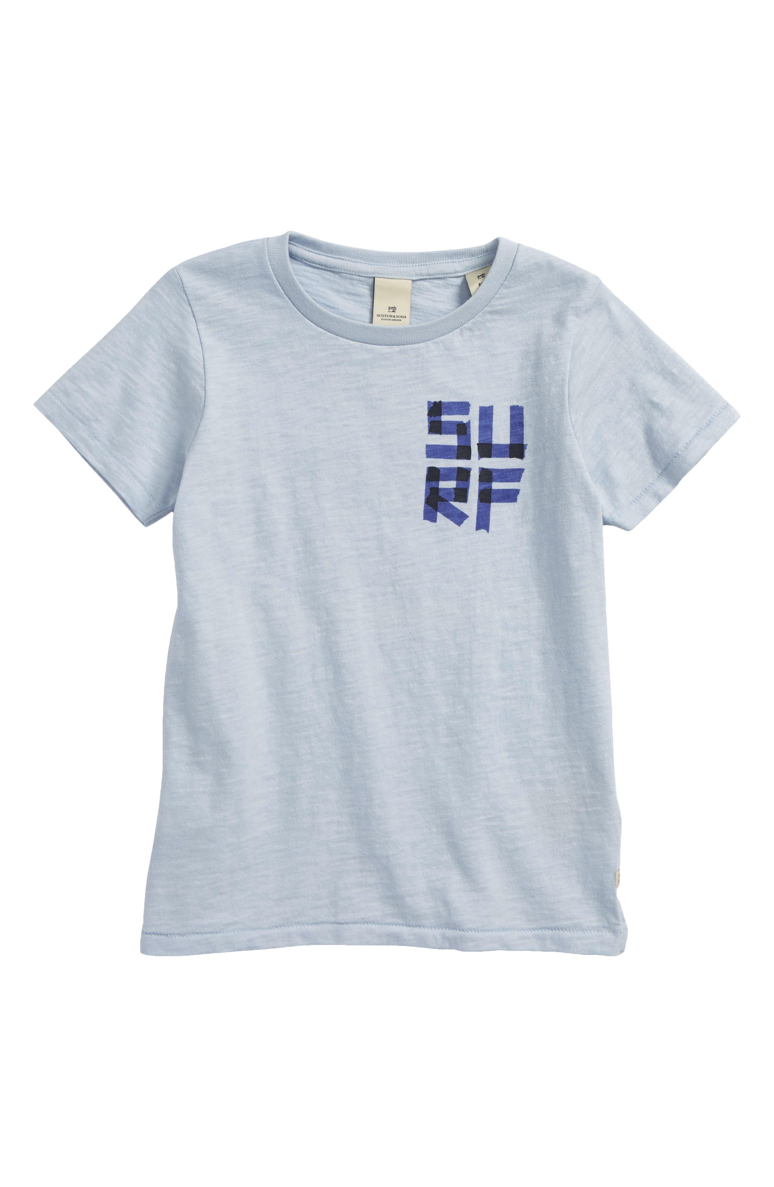 Scotch Shrunk Surf Graphic T-Shirt (Little Boys & Big Boys)